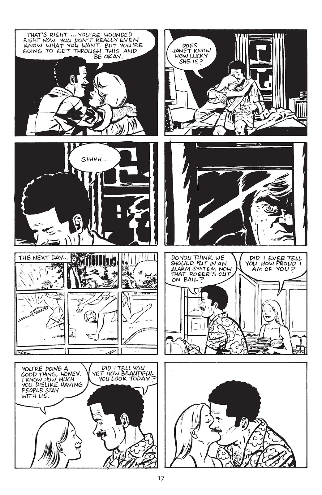 Stray Bullets Issue #21 #21 - English 19