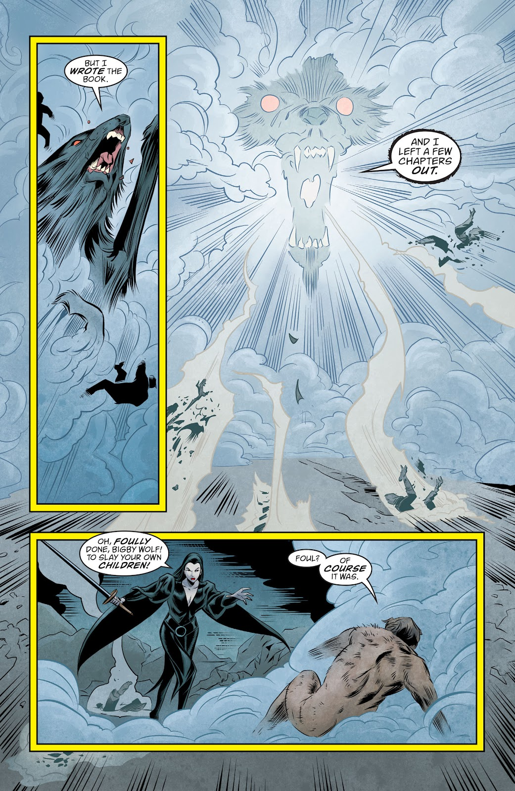 The Unwritten Issue #54 #60 - English 7