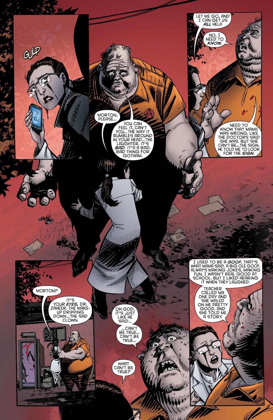 Batman (2011) Issue #37 #56 - English 25