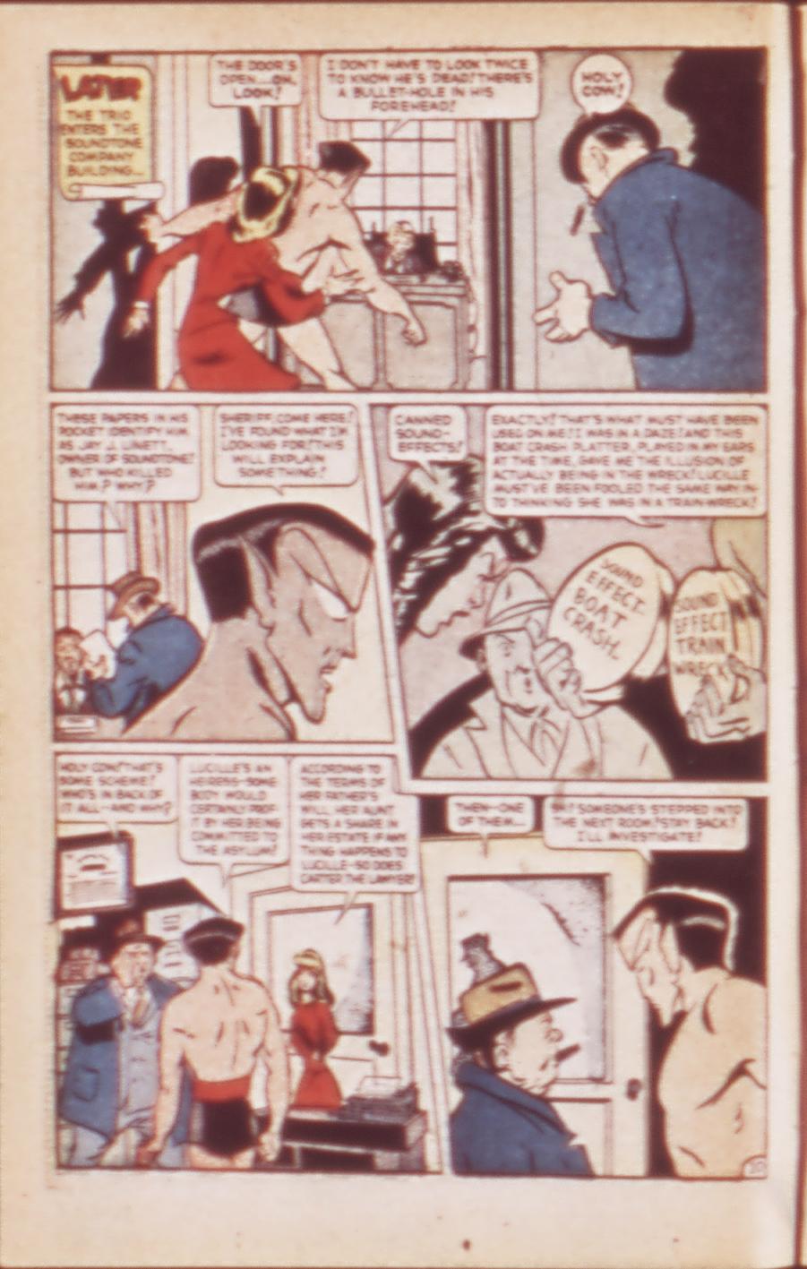 Sub-Mariner Comics Issue #19 #19 - English 24