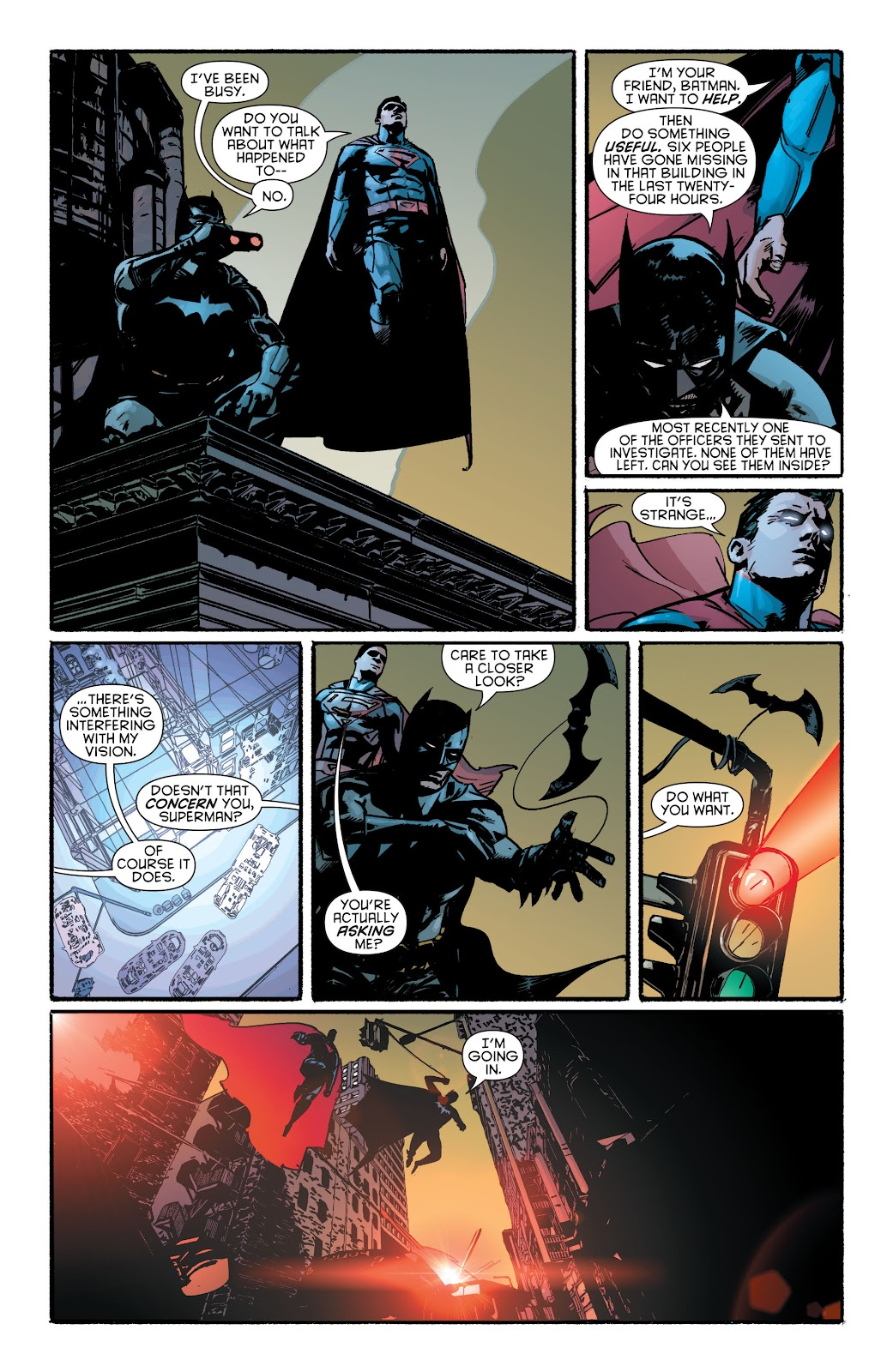Batman (2011) Issue #19 #34 - English 24