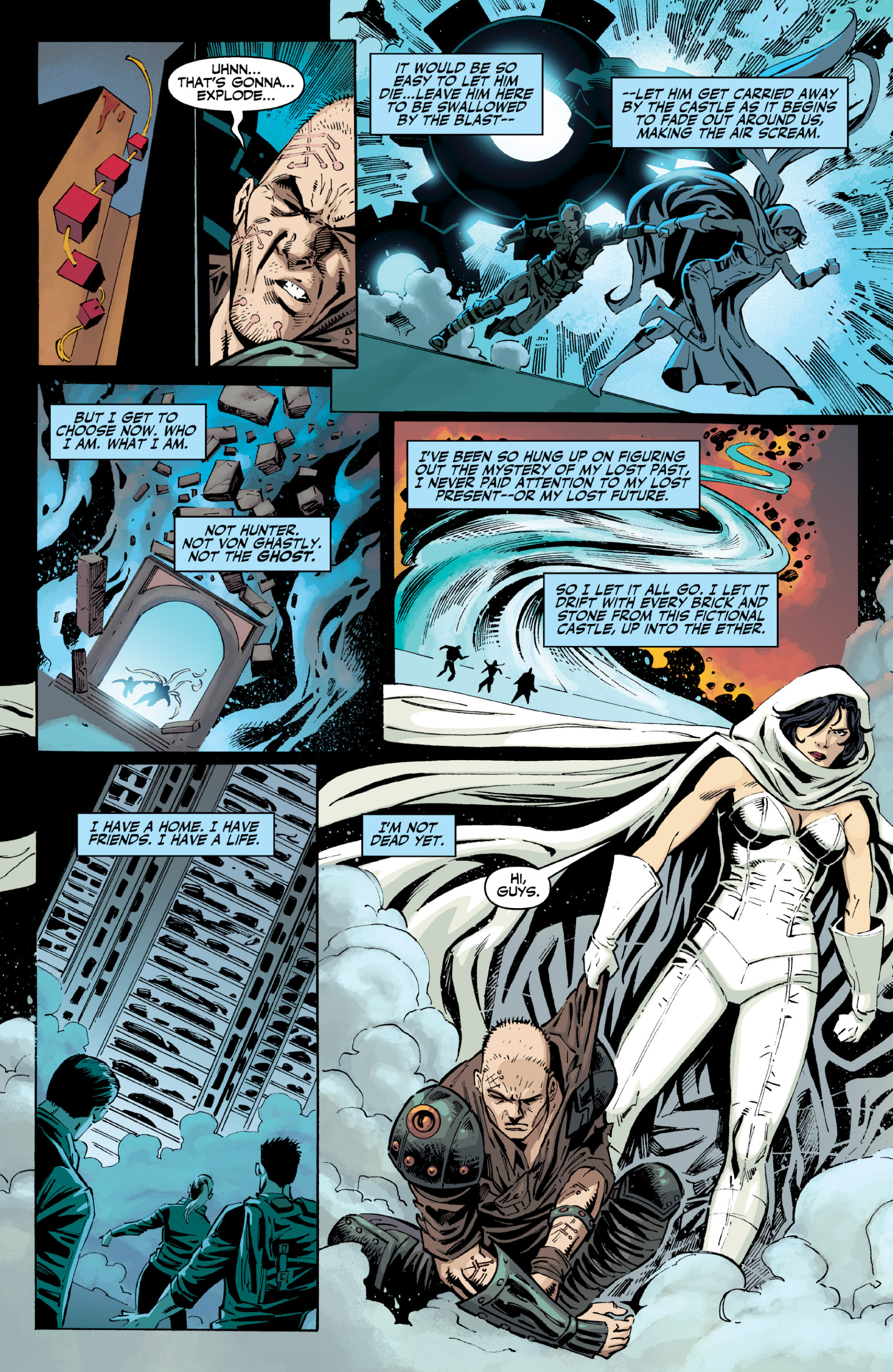 Read online Ghost (2013) comic -  Issue # TPB 2 - 96