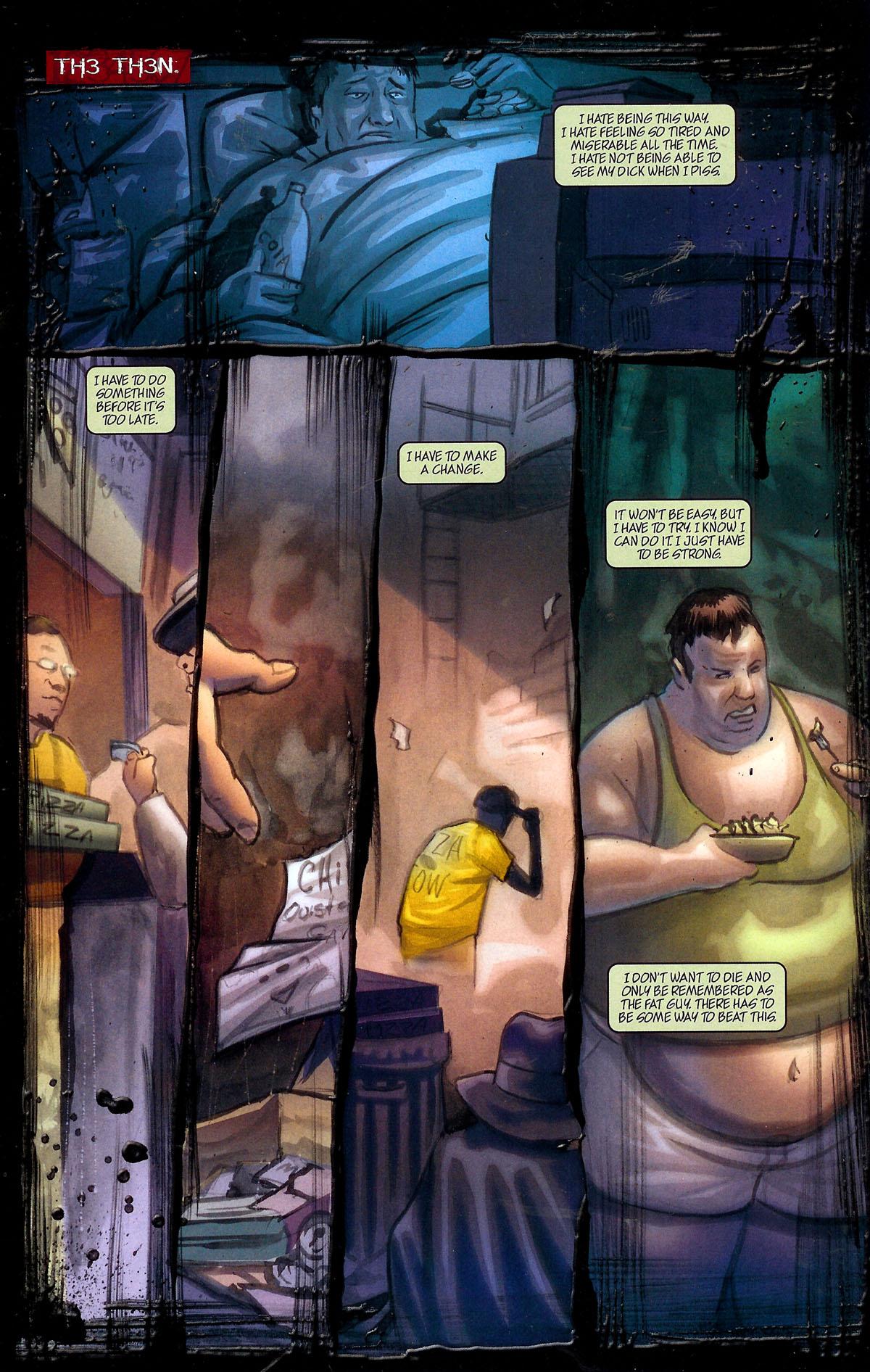 Read online Se7en comic -  Issue #1 - 18