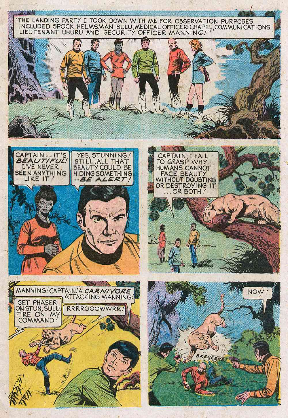 Star Trek (1967) Issue #26 #26 - English 4