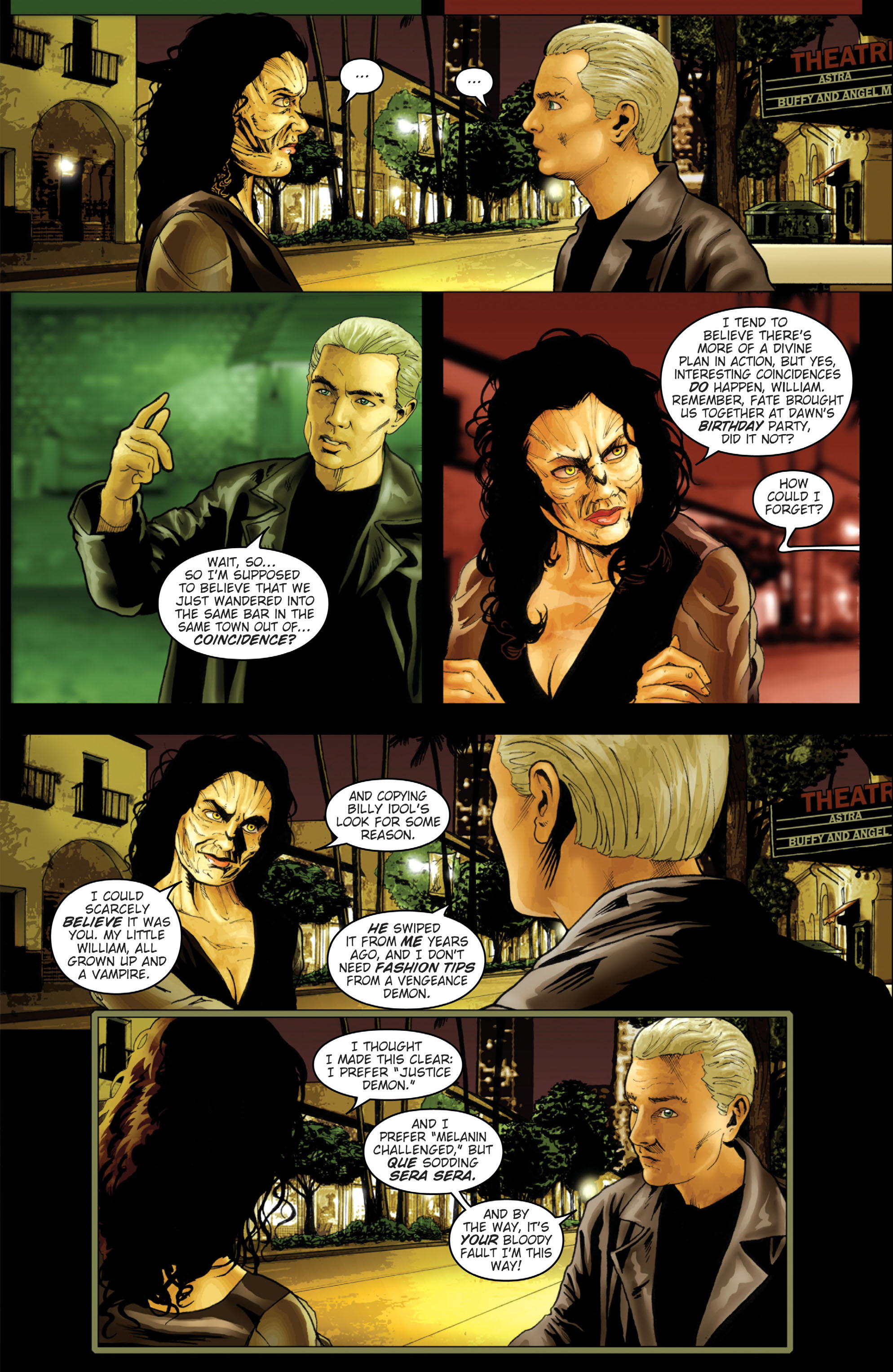 Read online Spike (2006) comic -  Issue # Full - 15