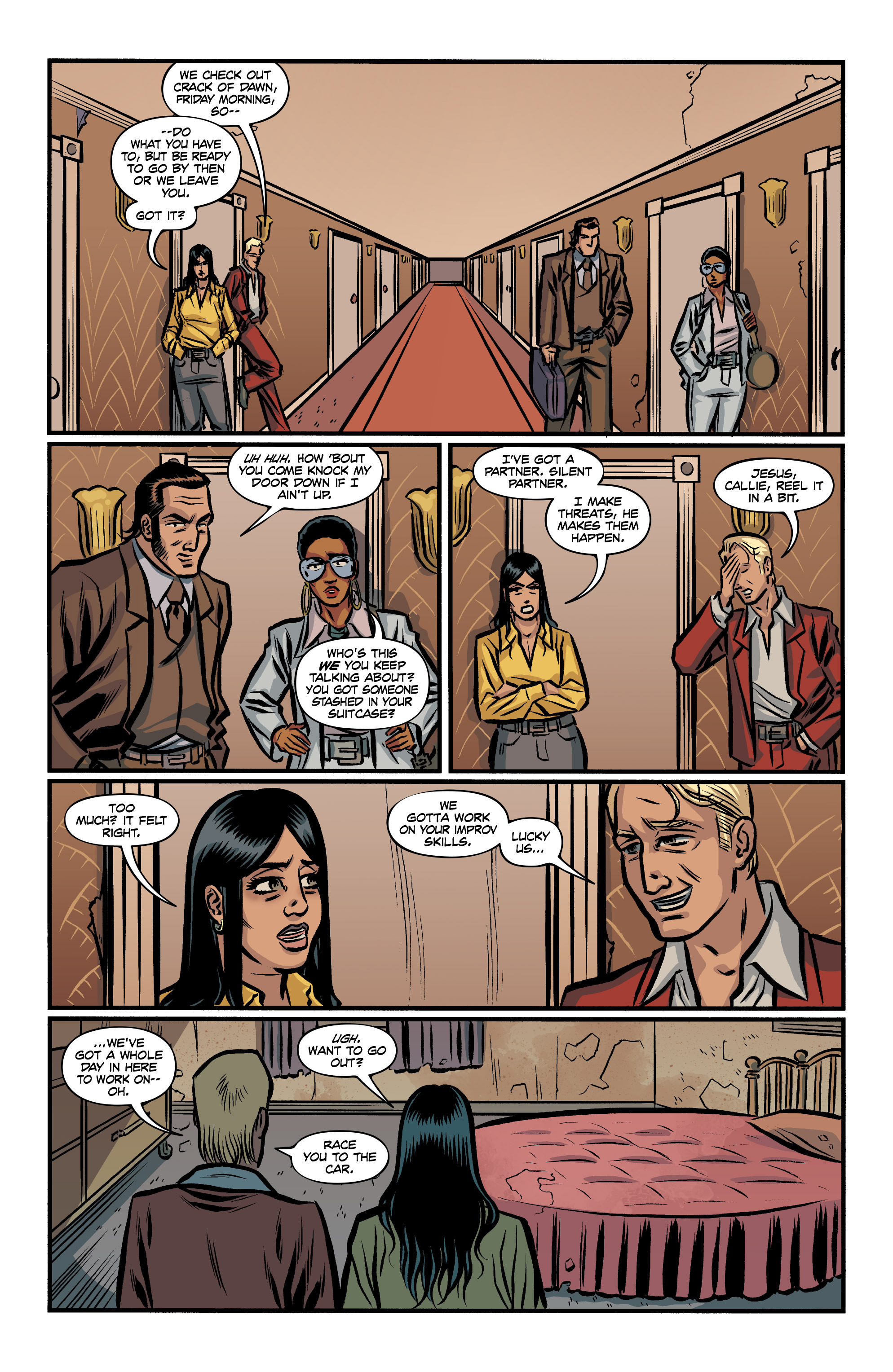 Read online Heartthrob (2016) comic -  Issue #2 - 20