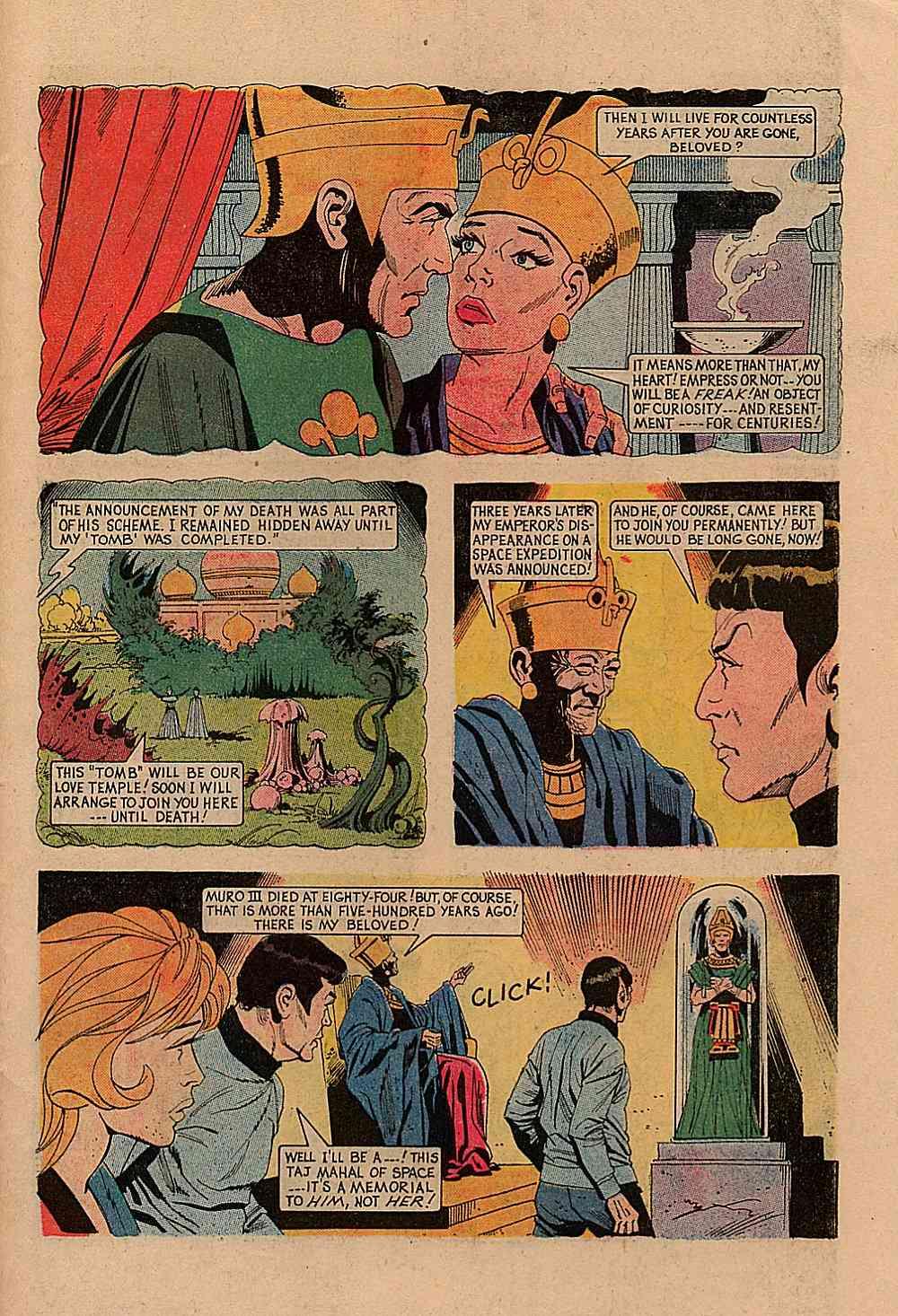 Star Trek (1967) Issue #19 #19 - English 21