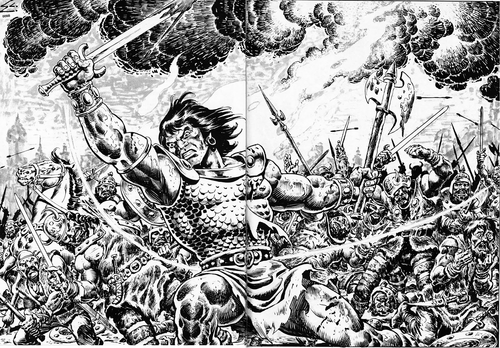 The Savage Sword Of Conan Issue #180 #181 - English 57