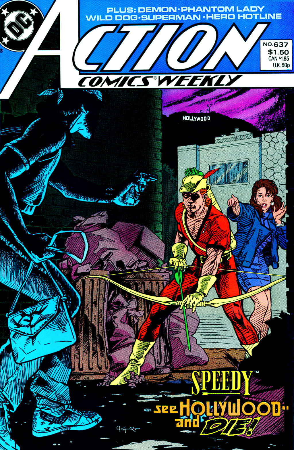 Action Comics (1938) 637 Page 1