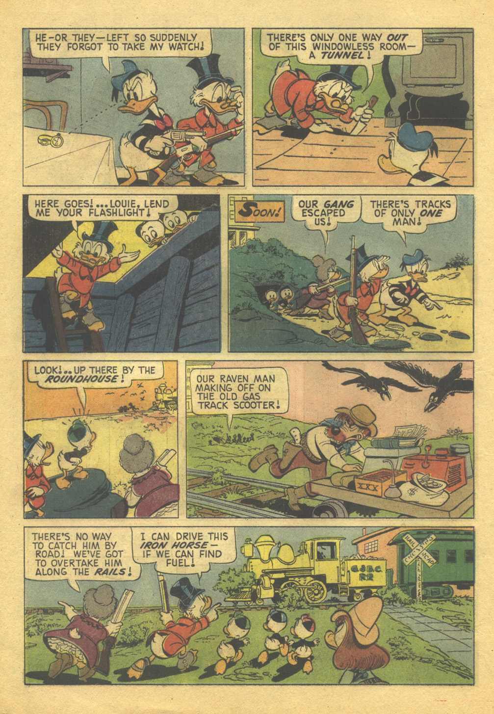 Uncle Scrooge (1953) Issue #56 #56 - English 22