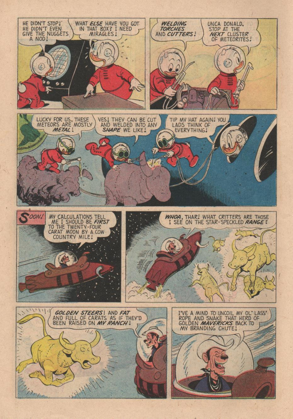 Uncle Scrooge (1953) Issue #24 #24 - English 14