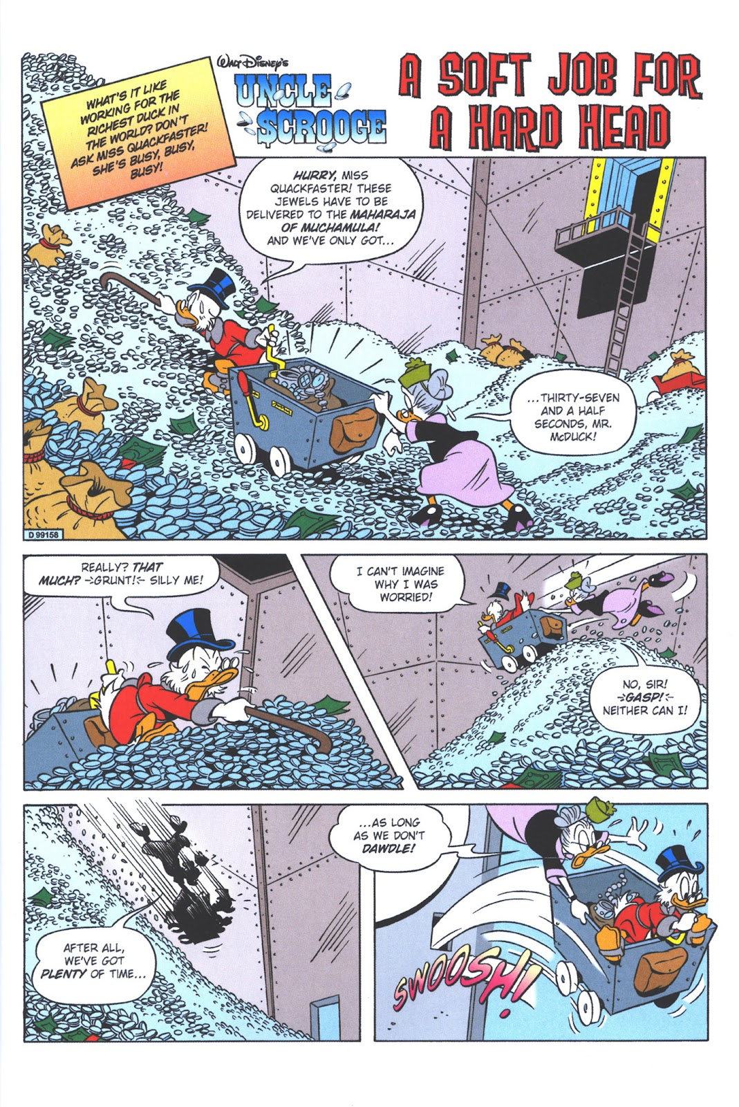 Uncle Scrooge (1953) Issue #379 #379 - English 55