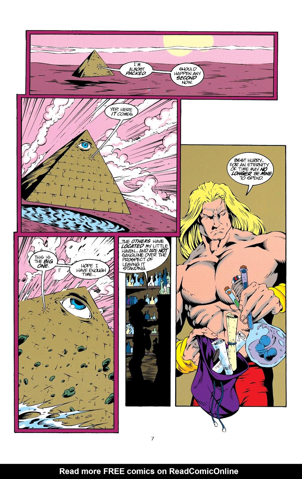 Aquaman (1994) Issue #19 #25 - English 7