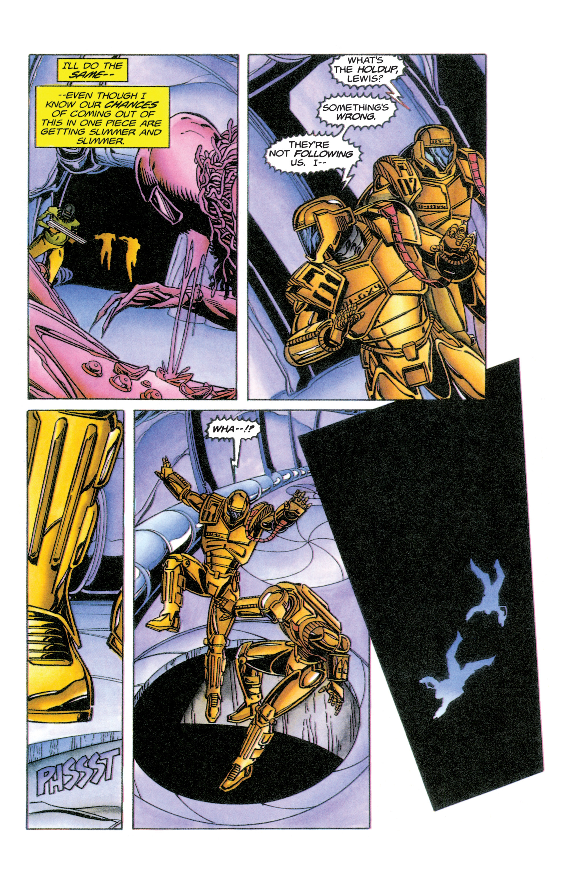 Armorines (1994) 6 Page 19