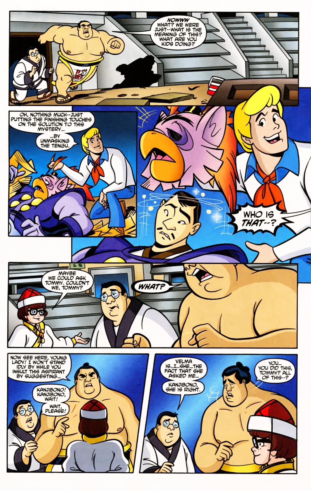 Read online Scooby-Doo (1997) comic -  Issue #148 - 11