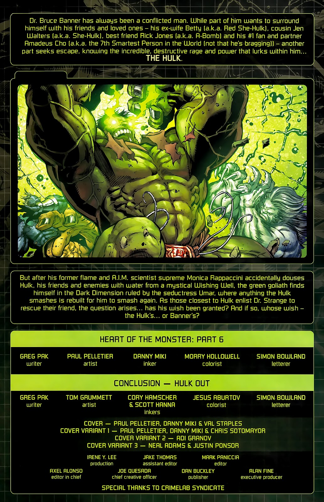 Incredible Hulks (2010) Issue #635 #25 - English 5