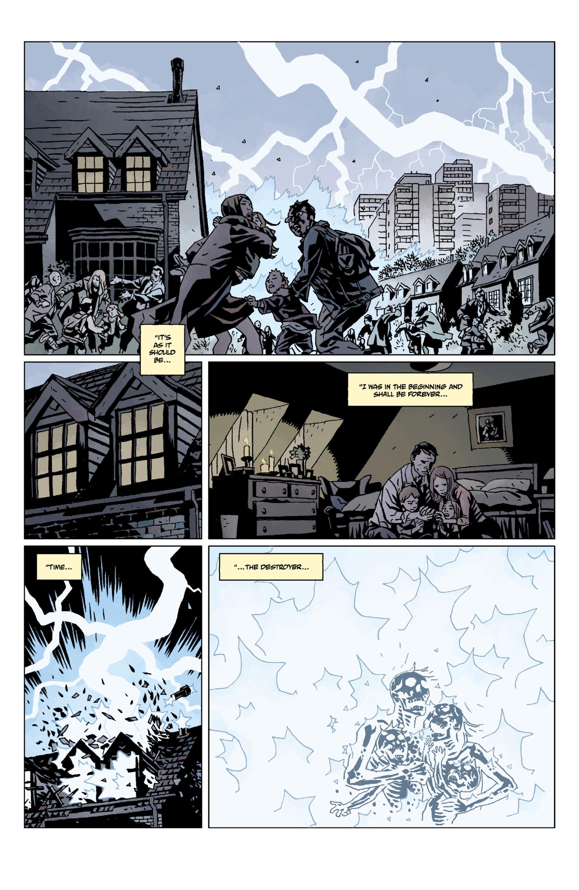 Hellboy chap 12 pic 140