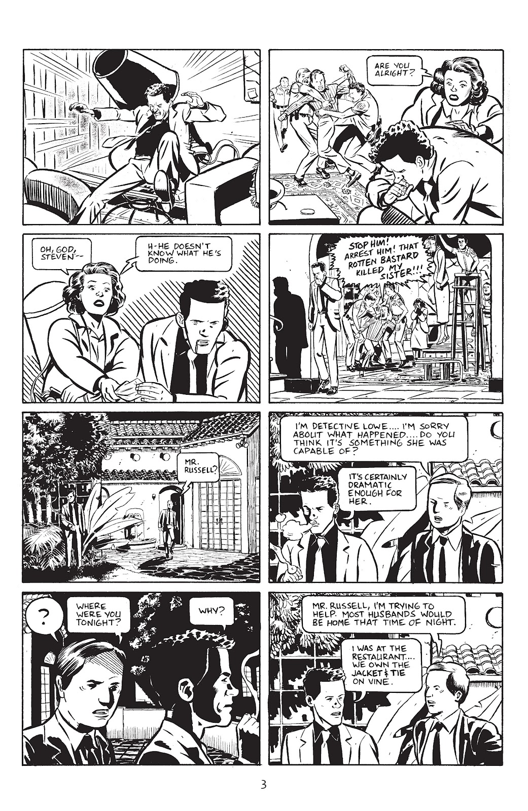 Stray Bullets Issue #22 #22 - English 38
