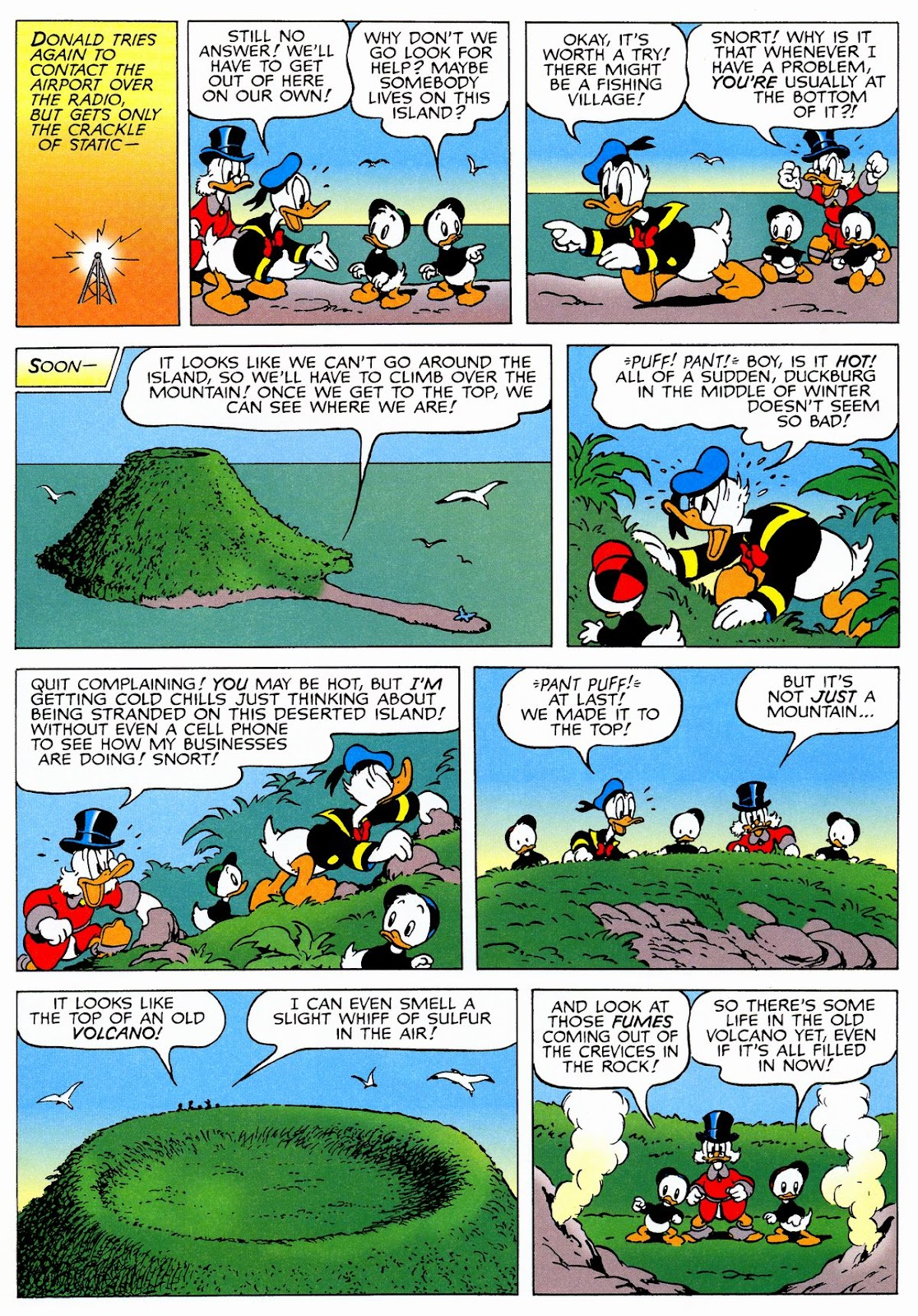 Uncle Scrooge (1953) Issue #326 #326 - English 7