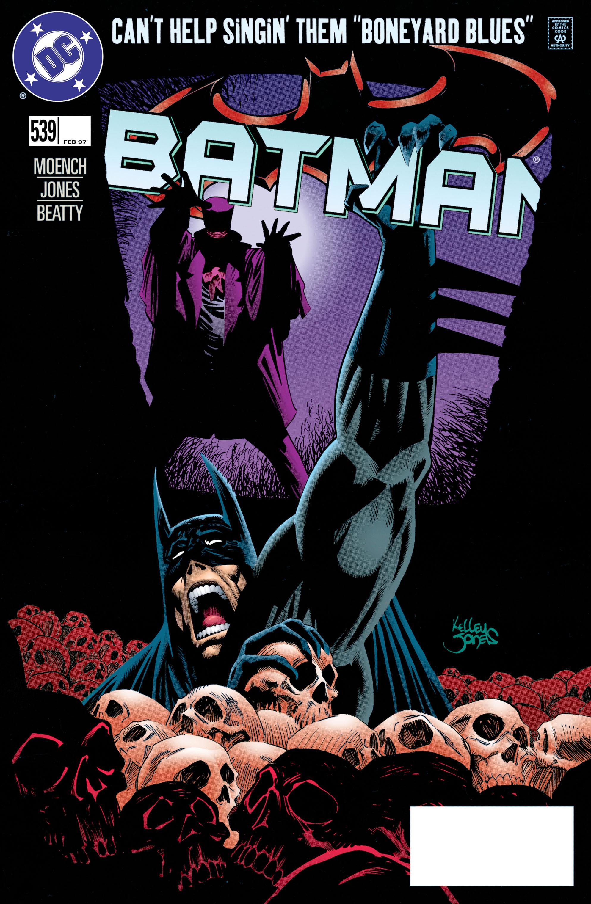 Batman (1940) 539 Page 1