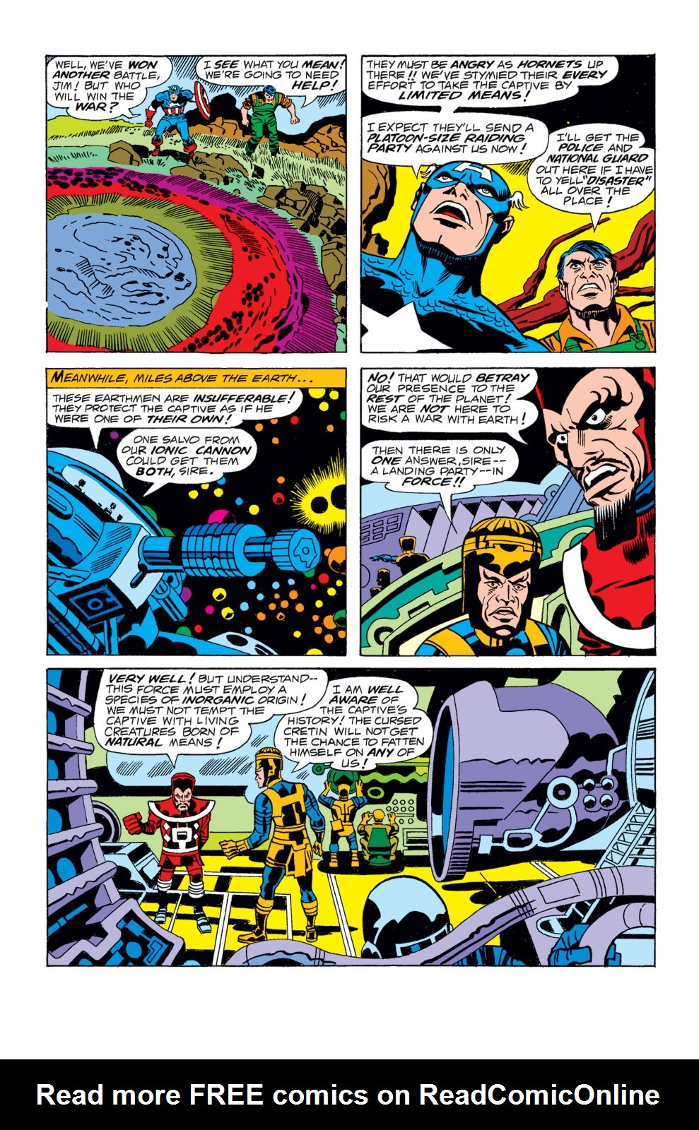 Captain America (1968) _Annual 3 #3 - English 13