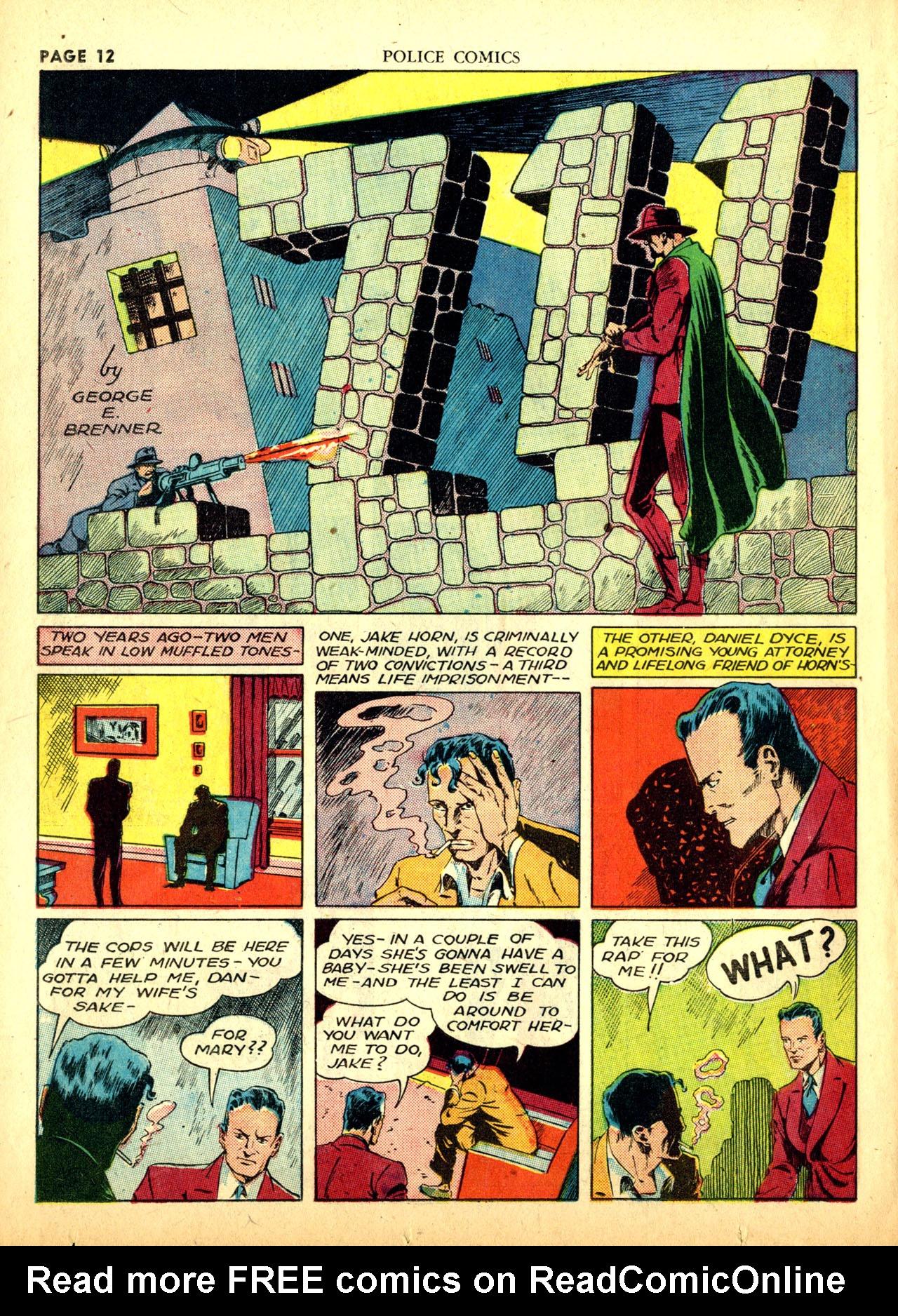 Police Comics #1 #127 - English 15