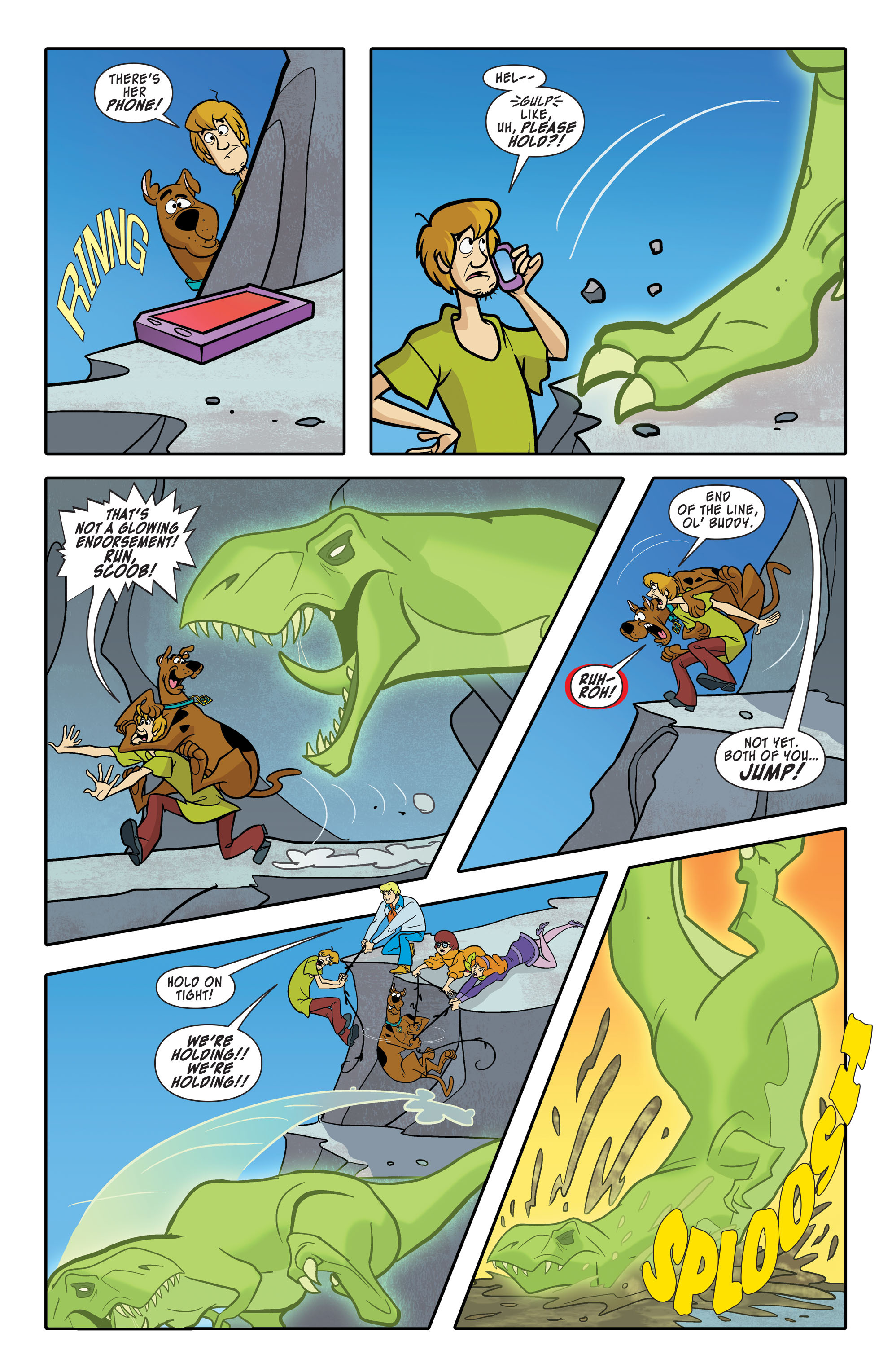 Read online Scooby-Doo: Where Are You? comic -  Issue #63 - 9