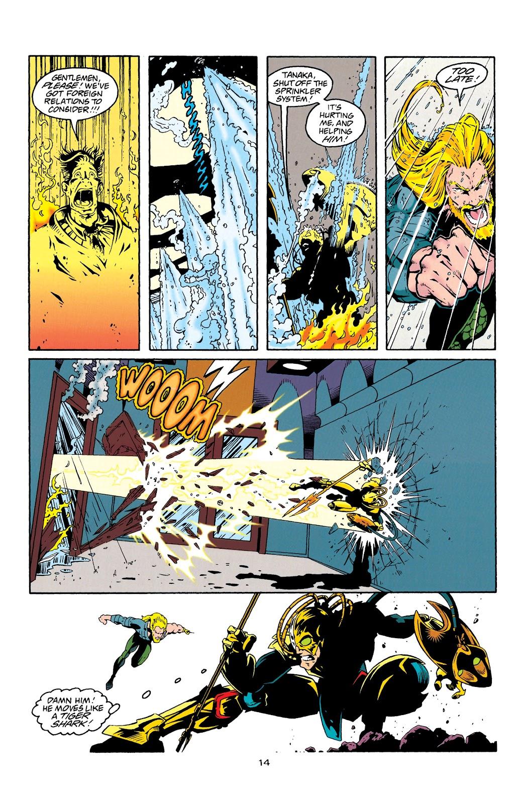 Aquaman (1994) Issue #27 #33 - English 15