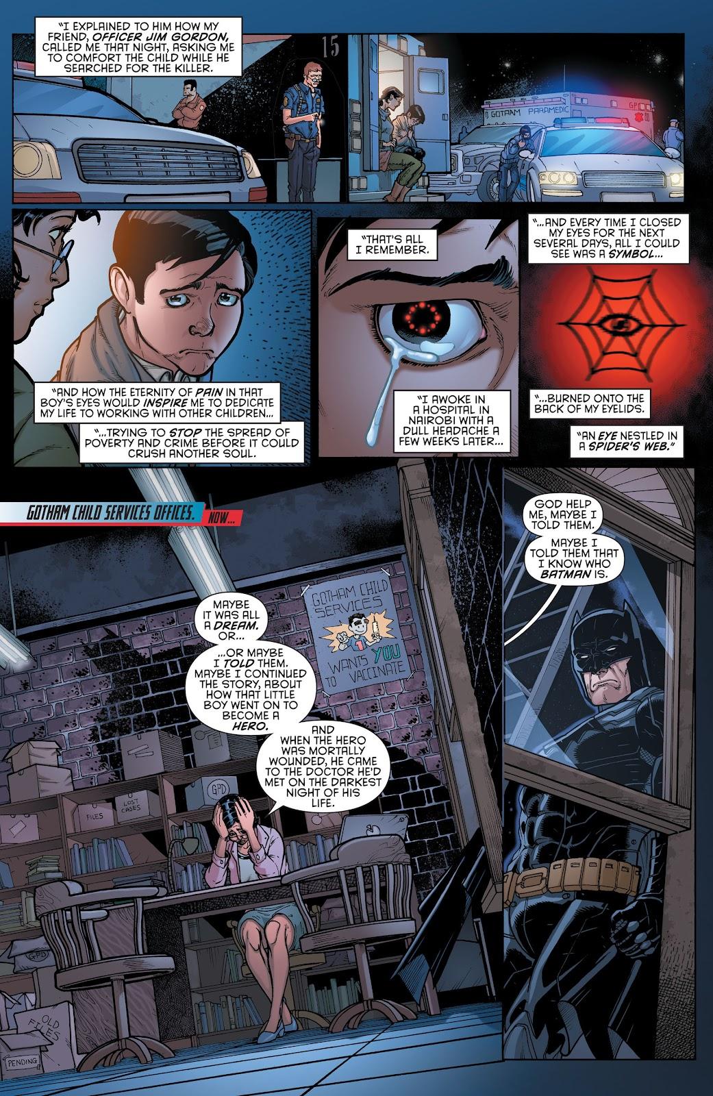 Nightwing (2011) Issue #30 #32 - English 8