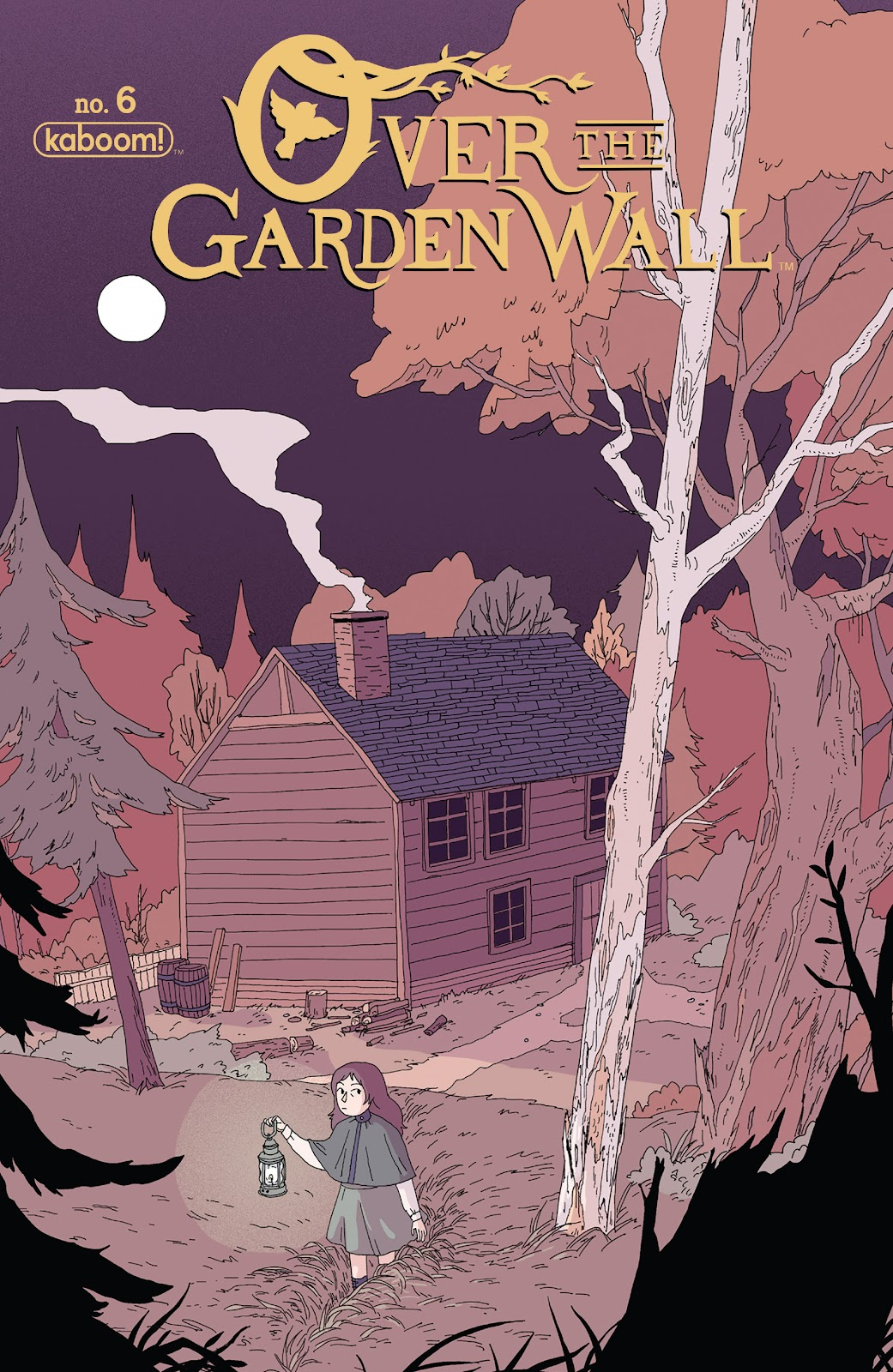 Over the Garden Wall (2016) Issue #6 #6 - English 1