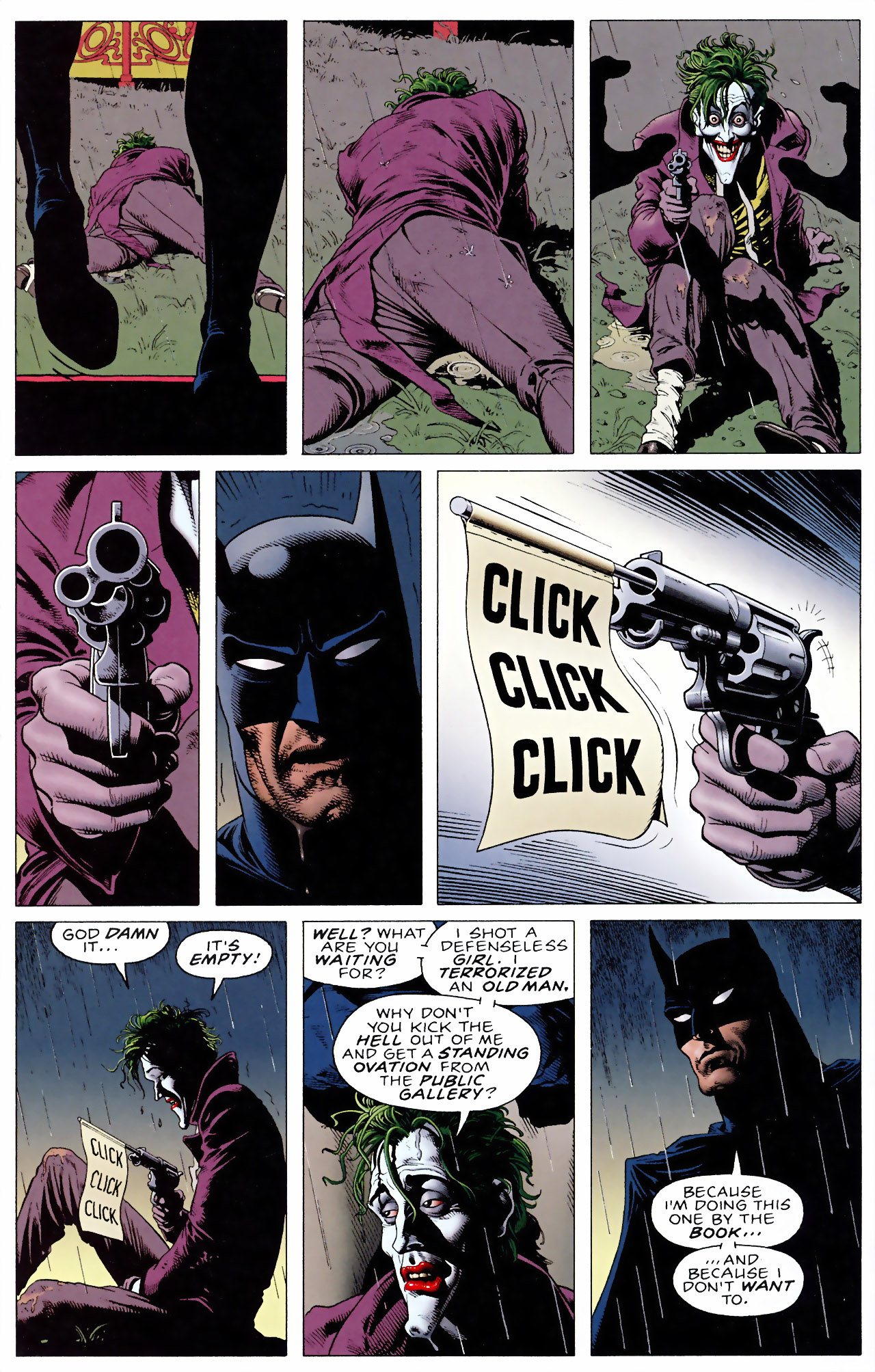 Batman: The Killing Joke chap 1 pic 49
