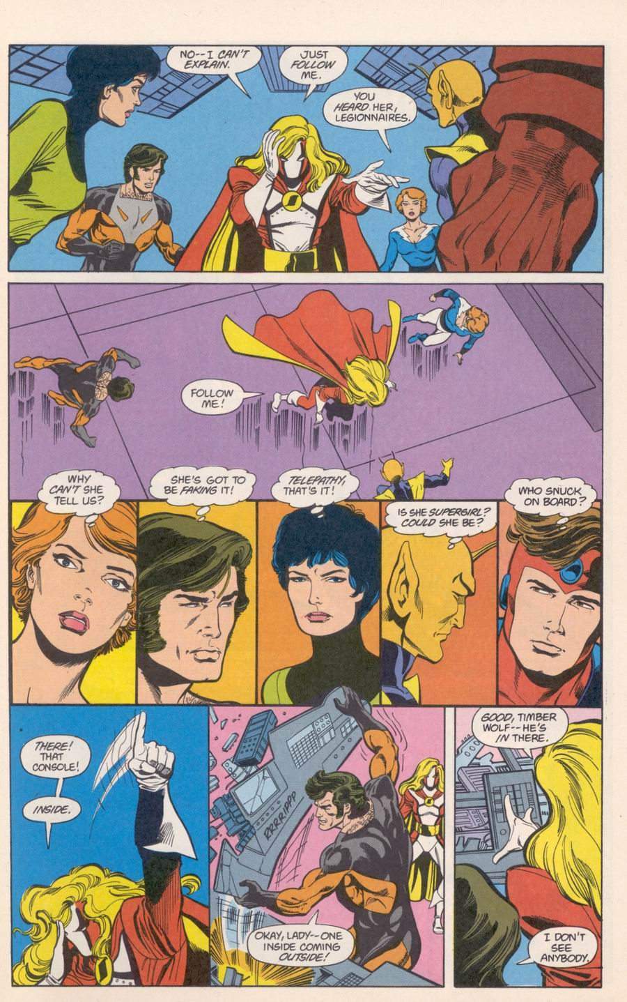 Tales of the Legion Issue #347 #34 - English 19