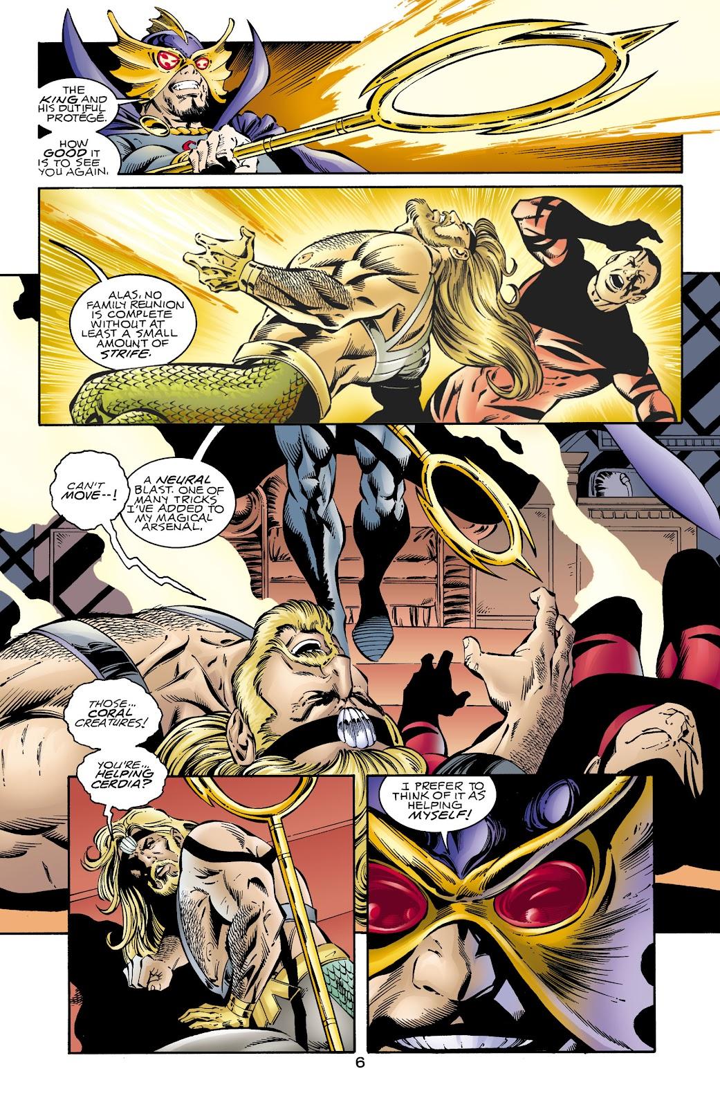 Aquaman (1994) Issue #67 #73 - English 6