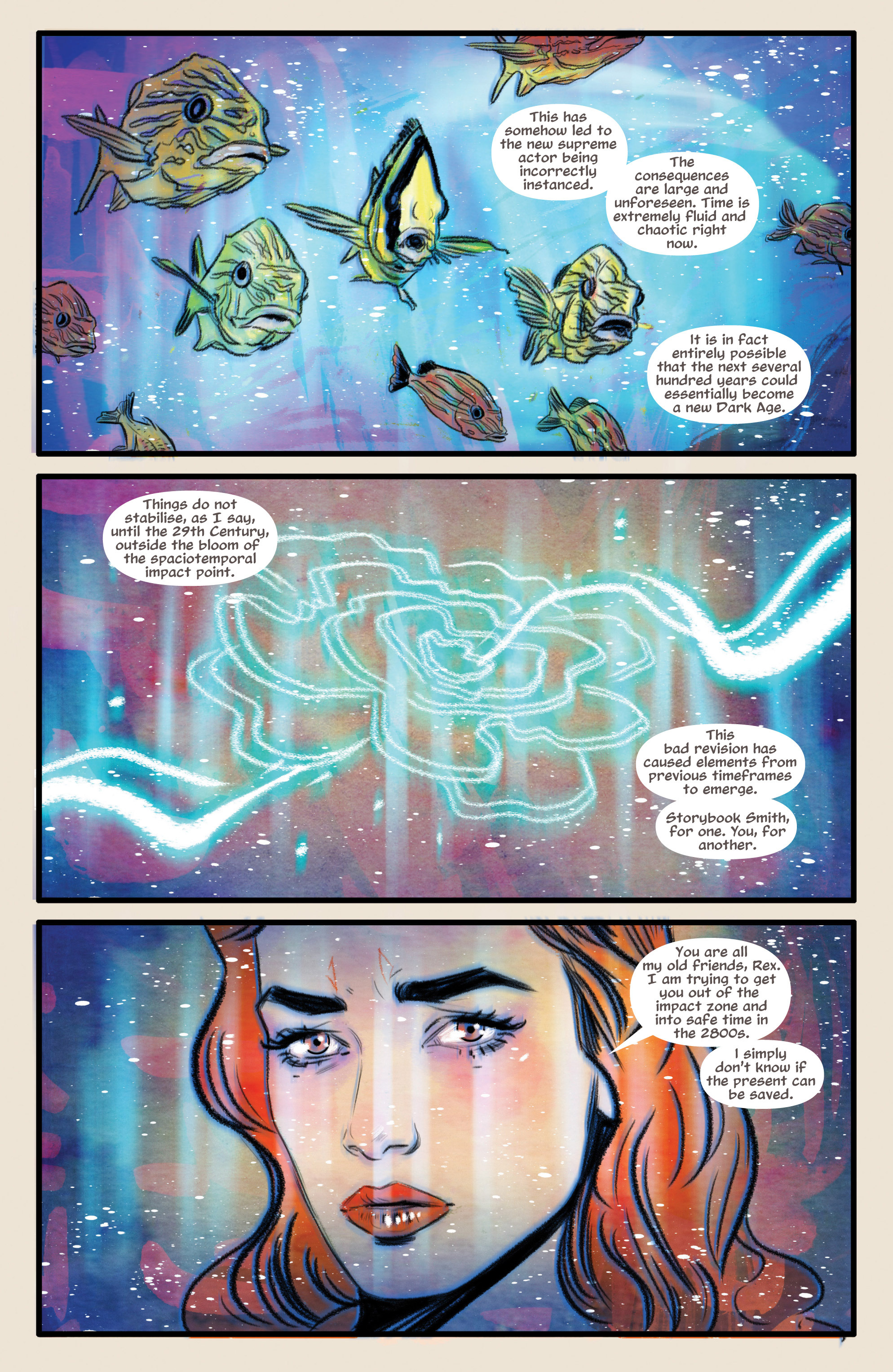Read online Supreme Blue Rose comic -  Issue #4 - 13