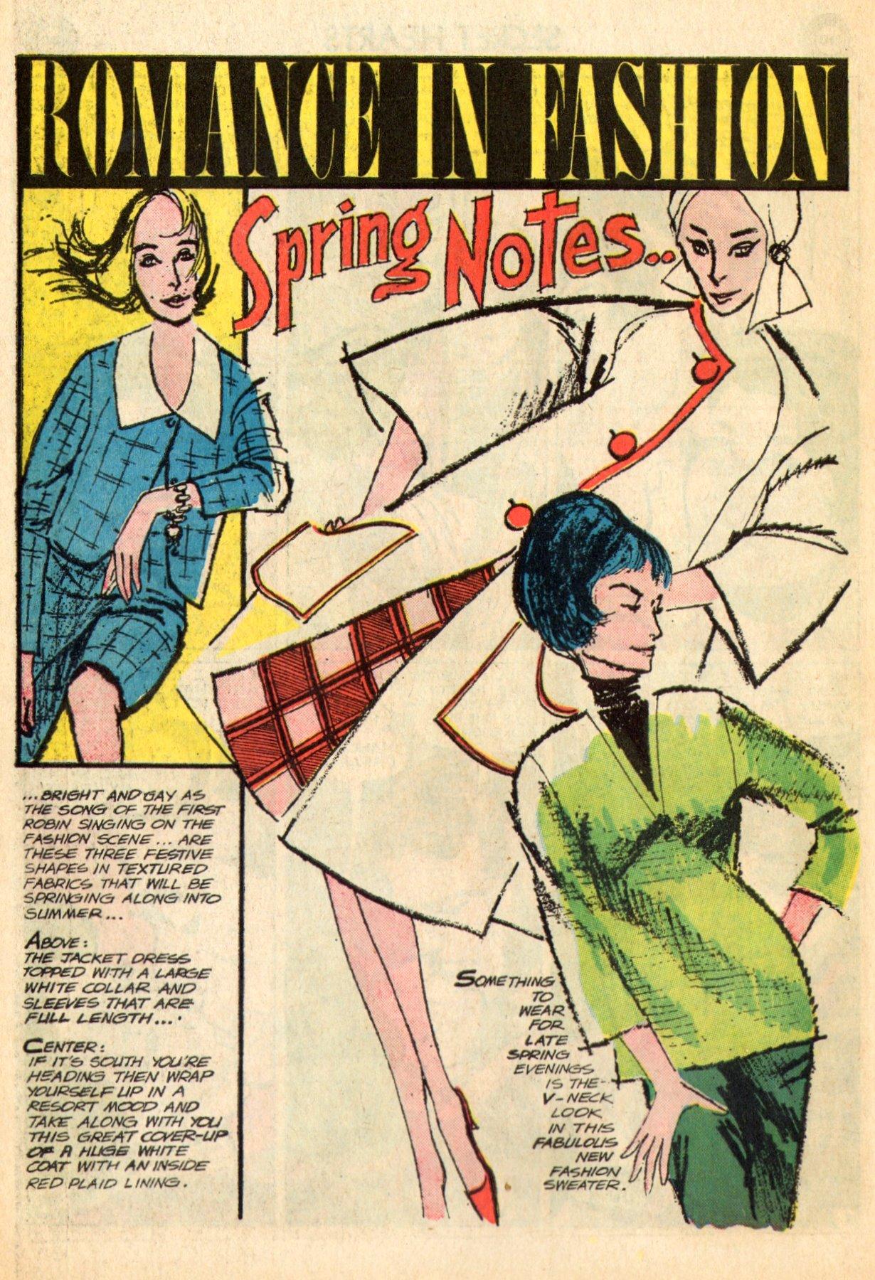 Read online Secret Hearts comic -  Issue #96 - 22