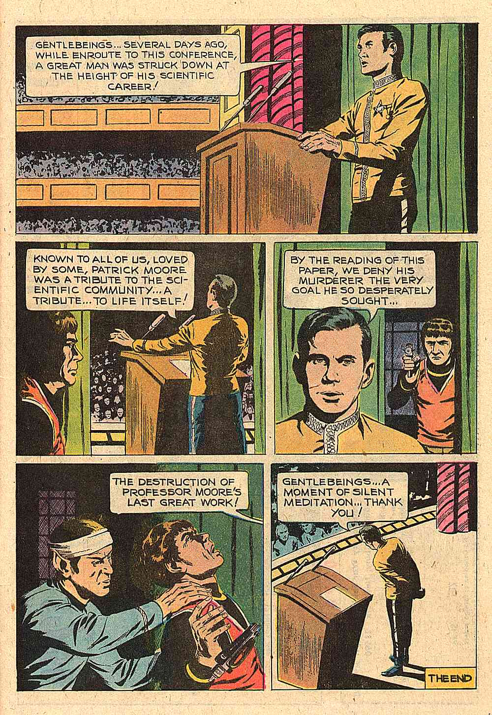 Star Trek (1967) #48 #48 - English 24