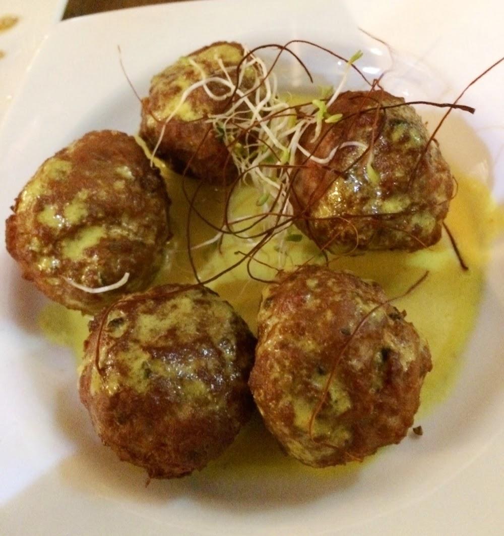 Five Meatballs