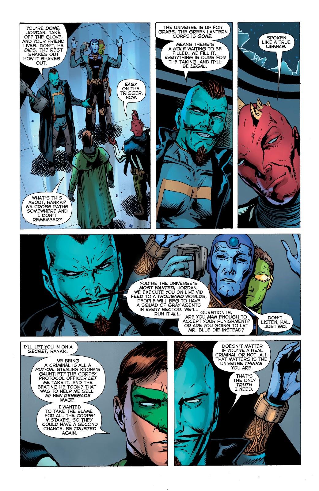 Green Lantern (2011) Issue #52 #61 - English 18