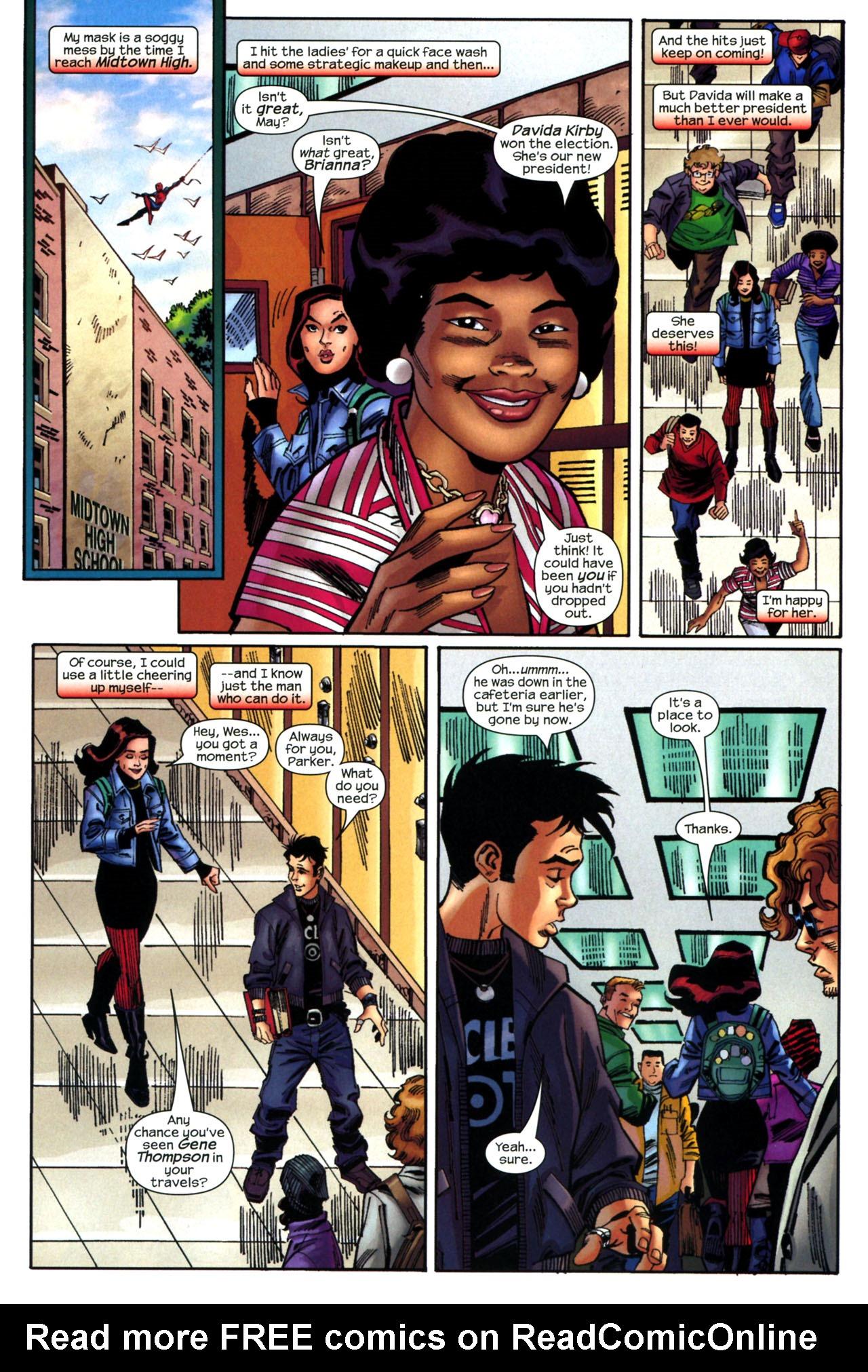 Amazing Spider-Girl #13 #18 - English 18