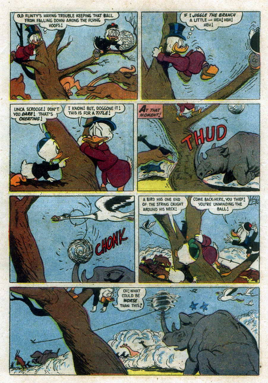 Uncle Scrooge (1953) Issue #15 #15 - English 20