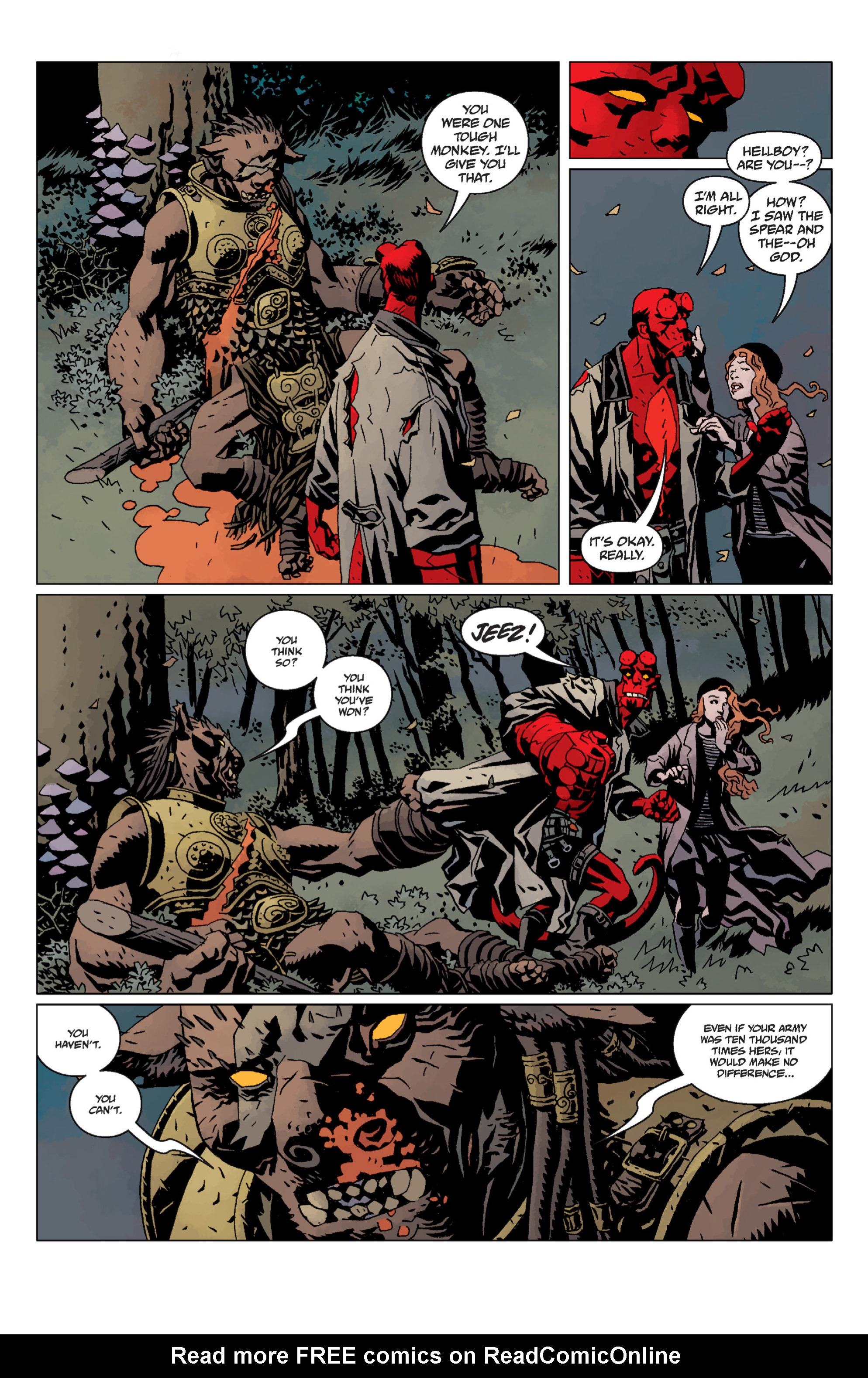 Hellboy chap 12 pic 49
