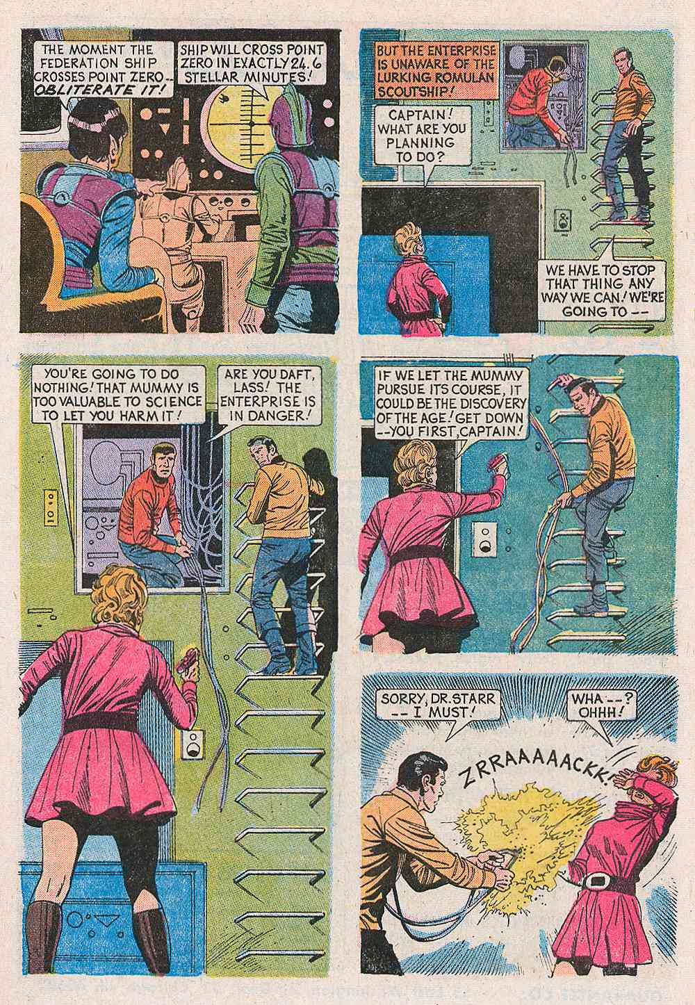 Star Trek (1967) Issue #21 #21 - English 23
