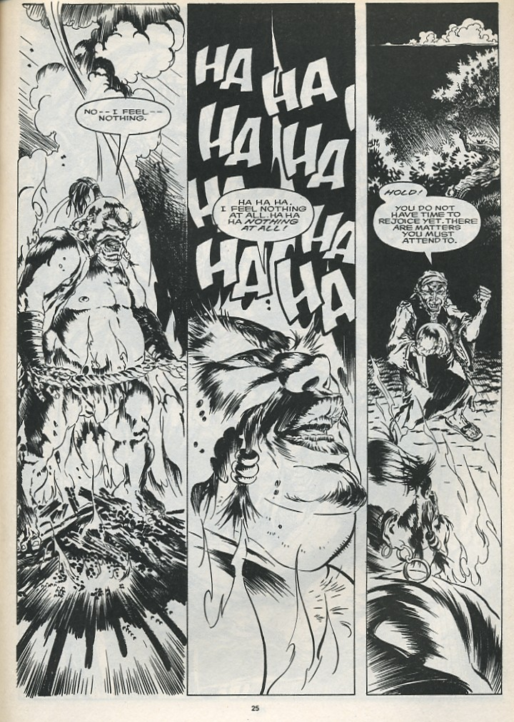 The Savage Sword Of Conan Issue #175 #176 - English 27