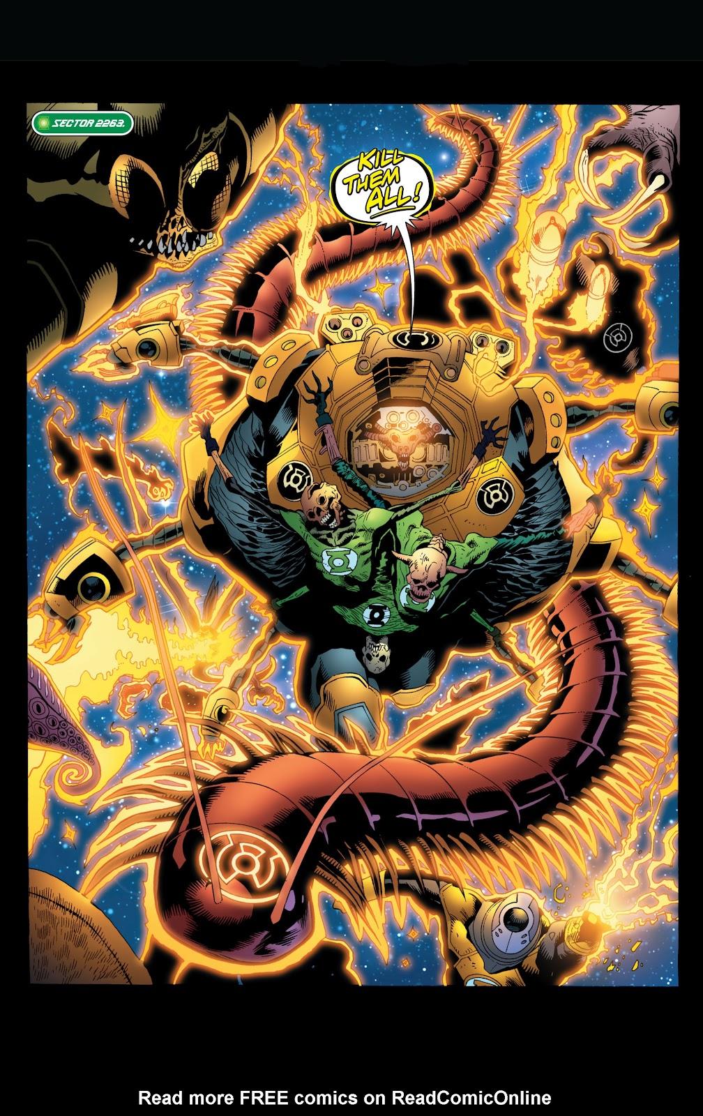 Green Lantern: The Sinestro Corps War Full #1 - English 70