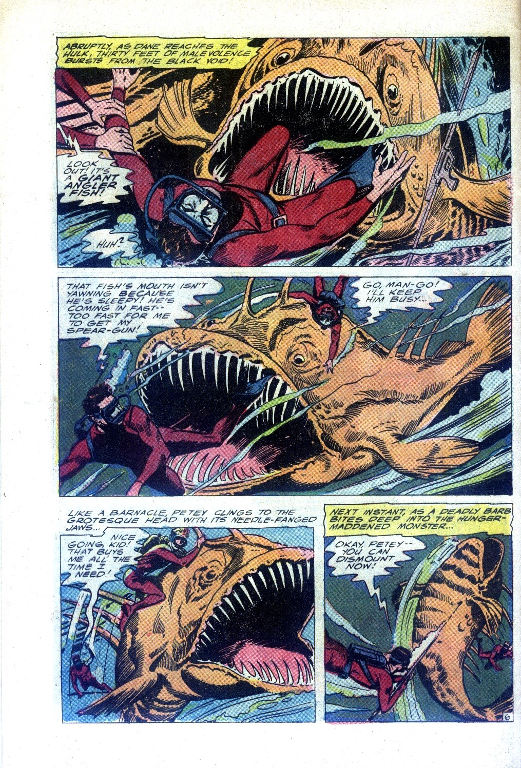 Read online Sea Devils comic -  Issue #27 - 9