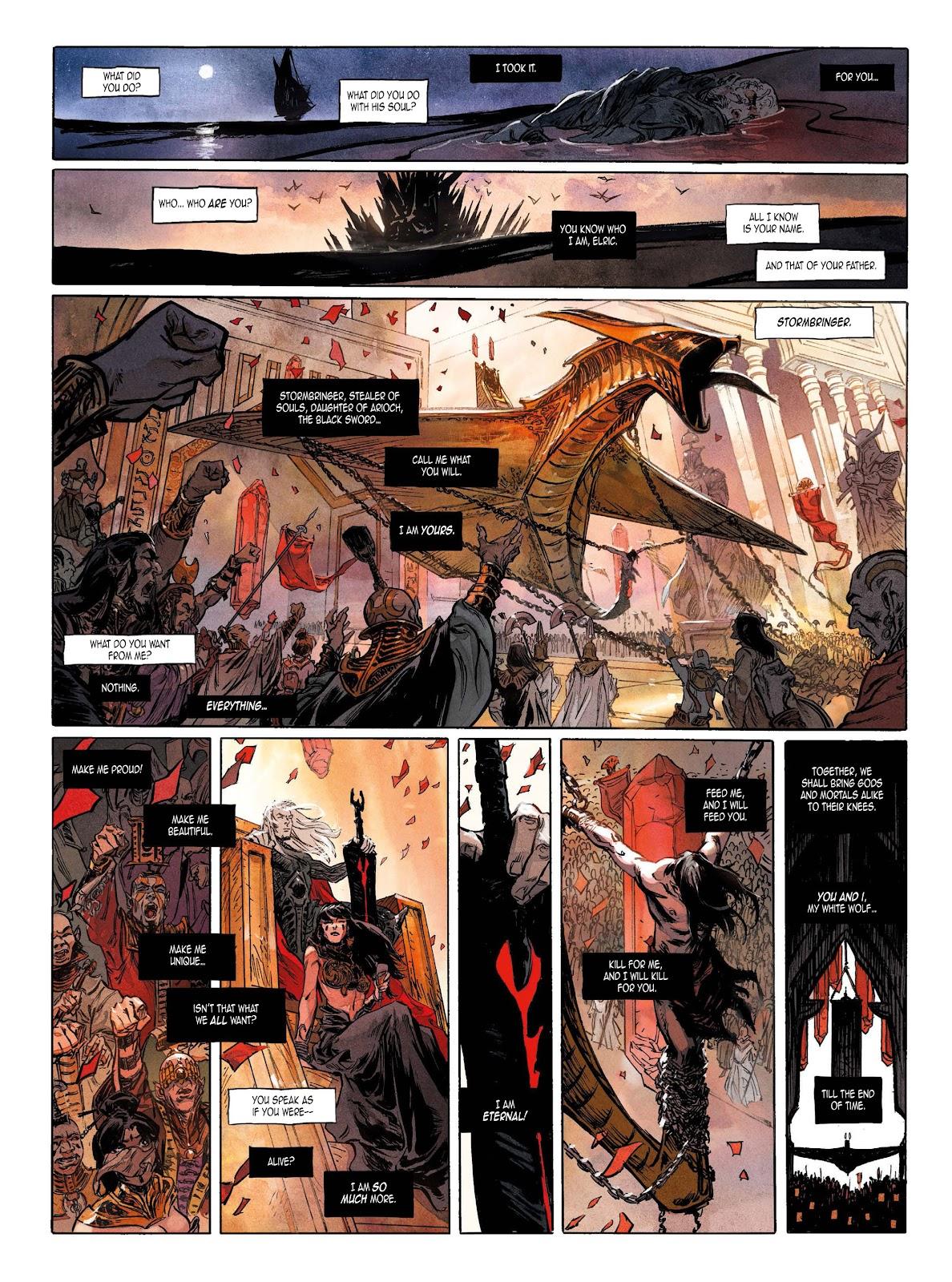 Elric (2014) TPB 2 #2 - English 52