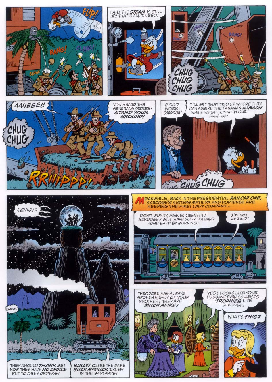 Uncle Scrooge (1953) Issue #332 #332 - English 17