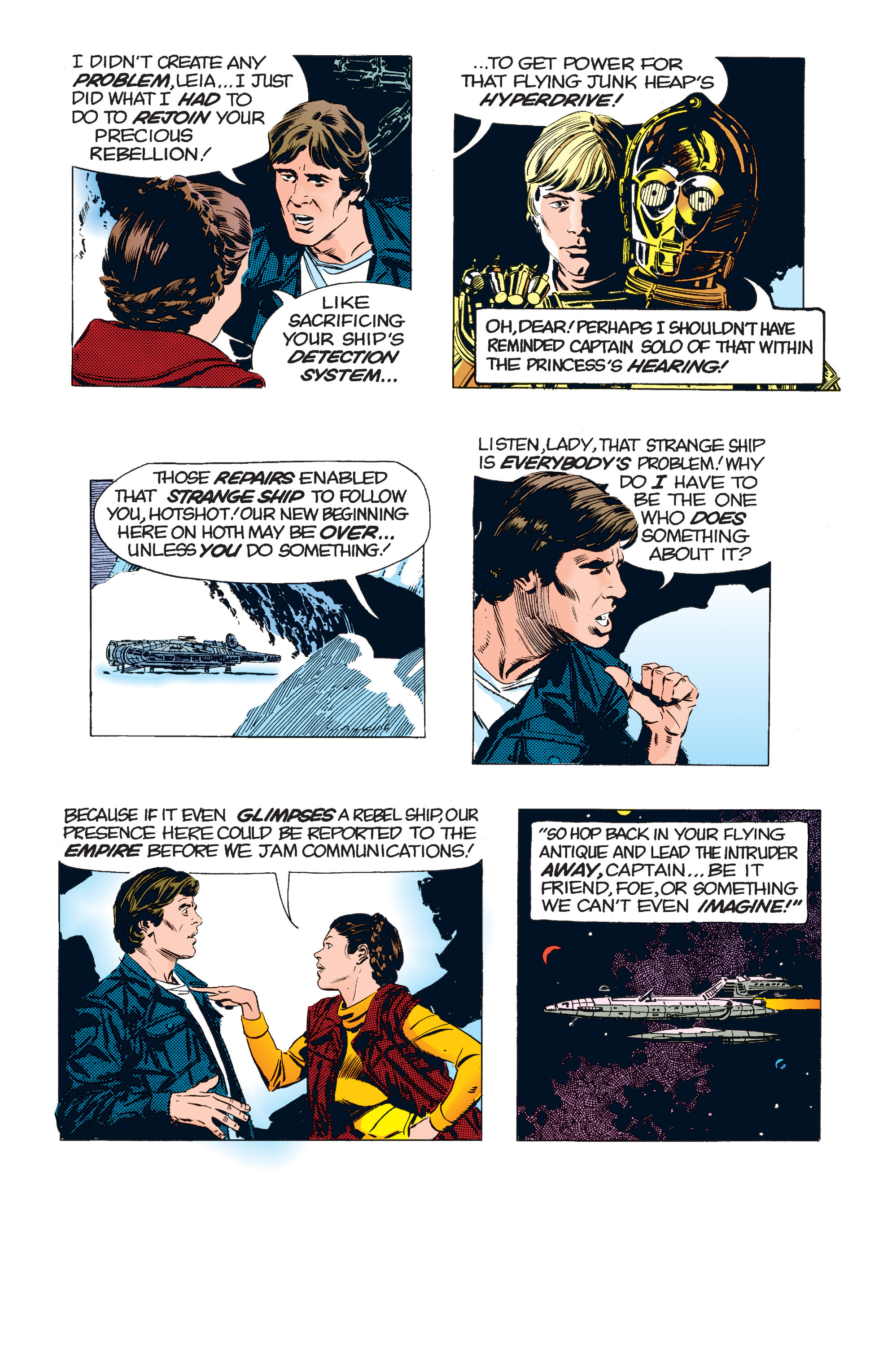 Classic Star Wars #18 #18 - English 29