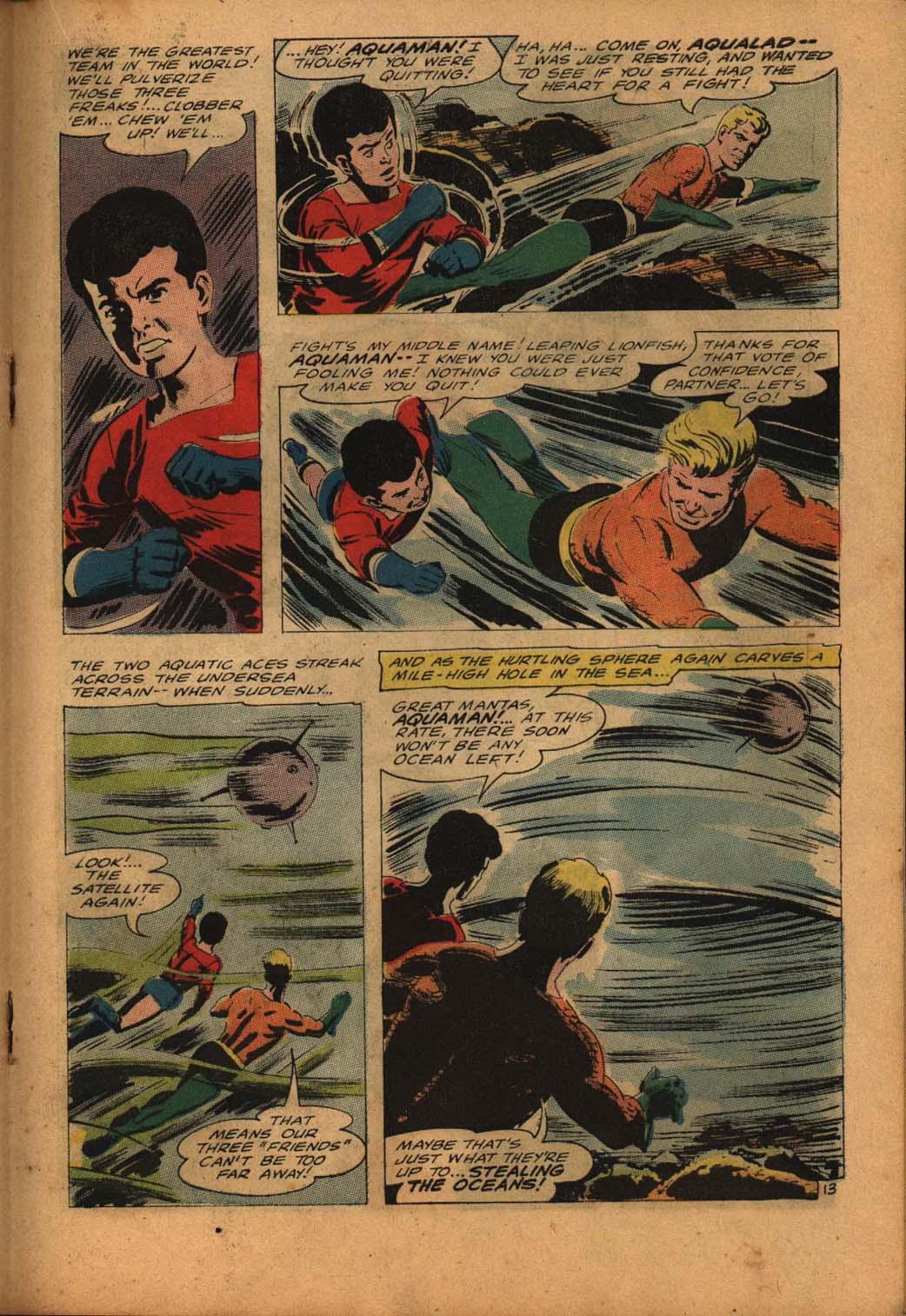 Aquaman (1962) Issue #24 #24 - English 19