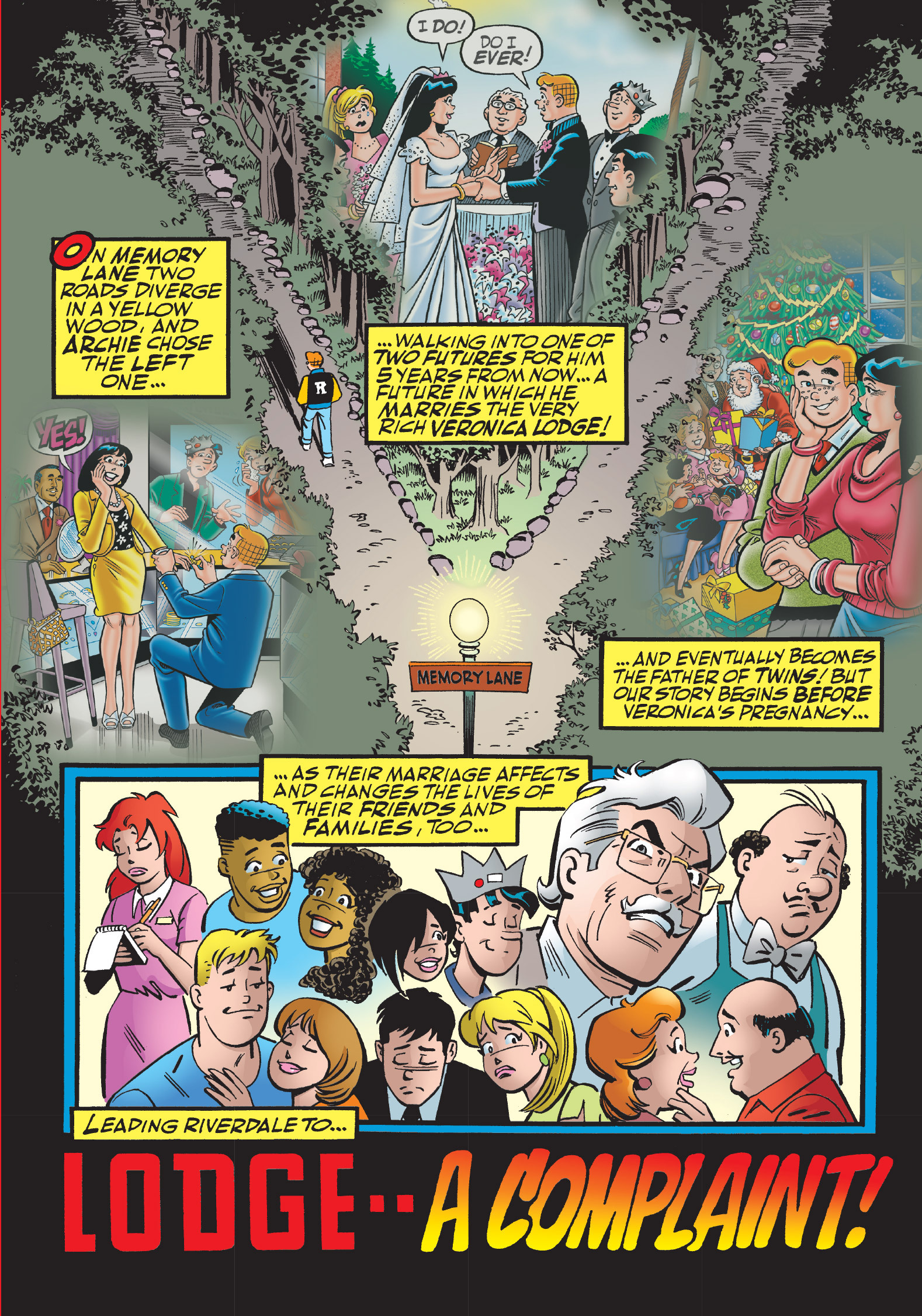 Read online The Best of Archie Comics comic -  Issue # TPB 1 (Part 2) - 144